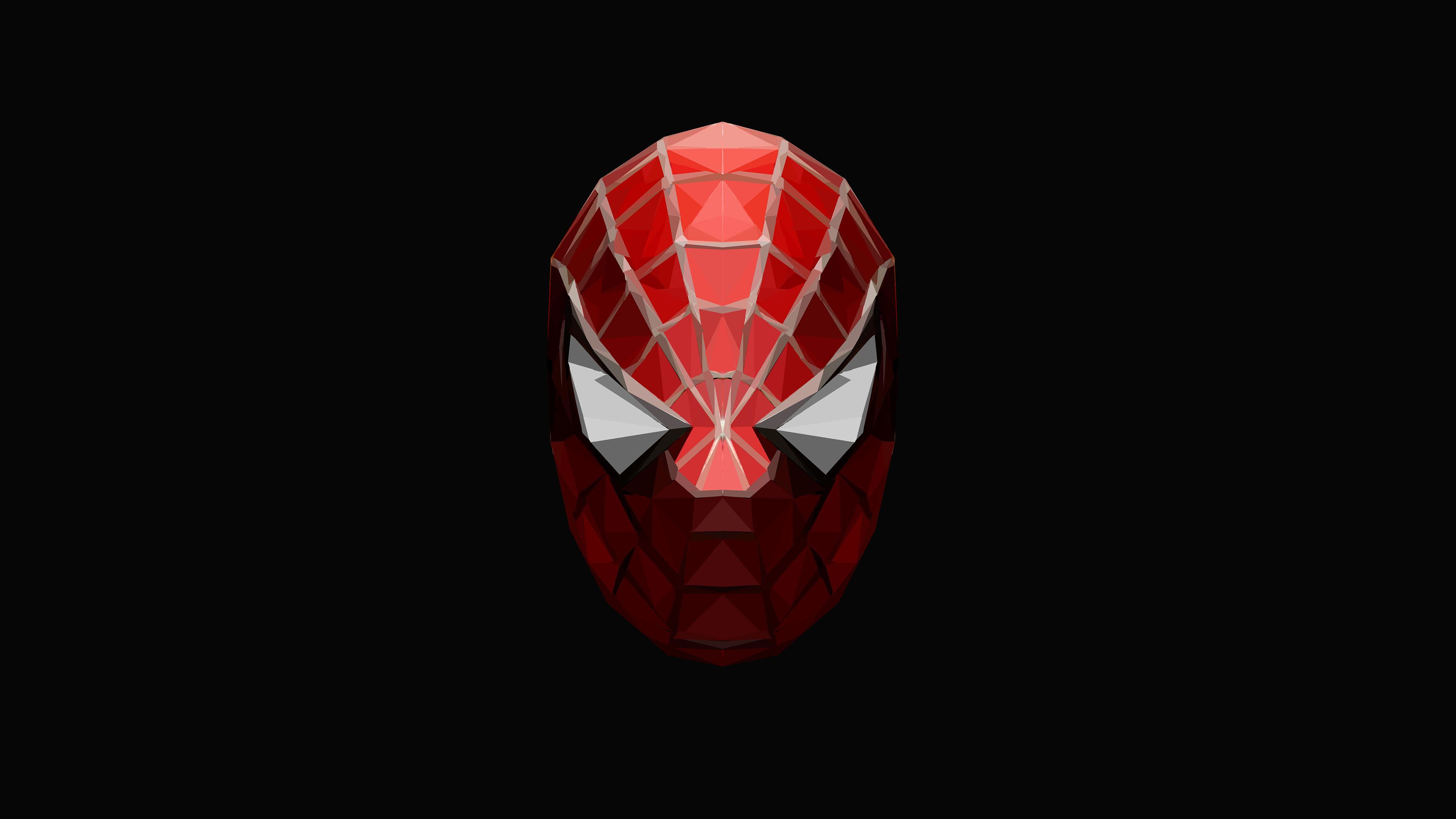 spiderman low poly art 4k 1547506404 - Spiderman Low Poly Art 4k - superheroes wallpapers, spiderman wallpapers, low poly wallpapers, hd-wallpapers, digital art wallpapers, behance wallpapers, artwork wallpapers, artist wallpapers, 4k-wallpapers