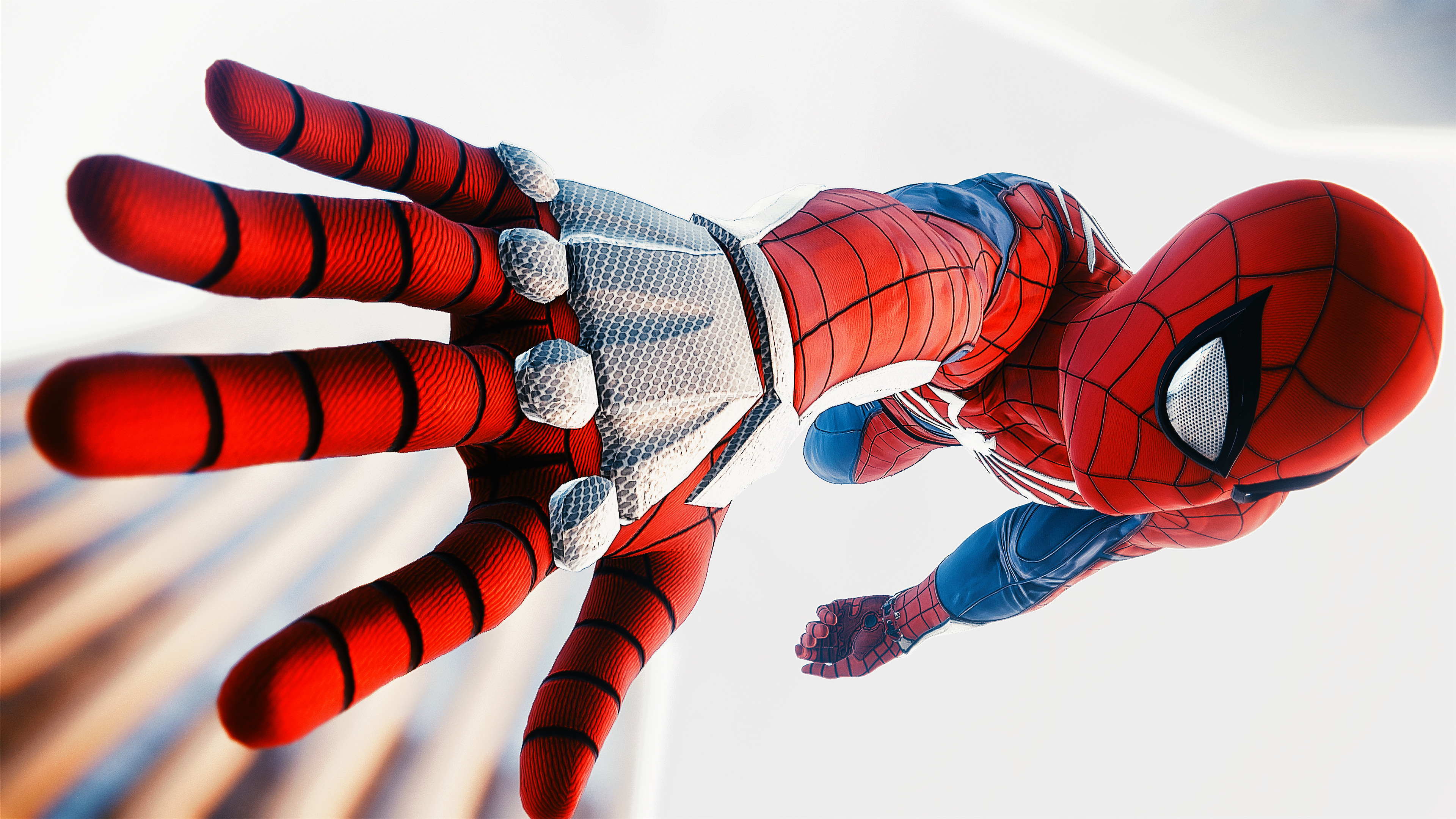 spiderman ps4 advanced suit 4k 1547319554 - Spiderman Ps4 Advanced Suit 4k - superheroes wallpapers, spiderman wallpapers, spiderman ps4 wallpapers, ps games wallpapers, hd-wallpapers, games wallpapers, 4k-wallpapers, 2018 games wallpapers