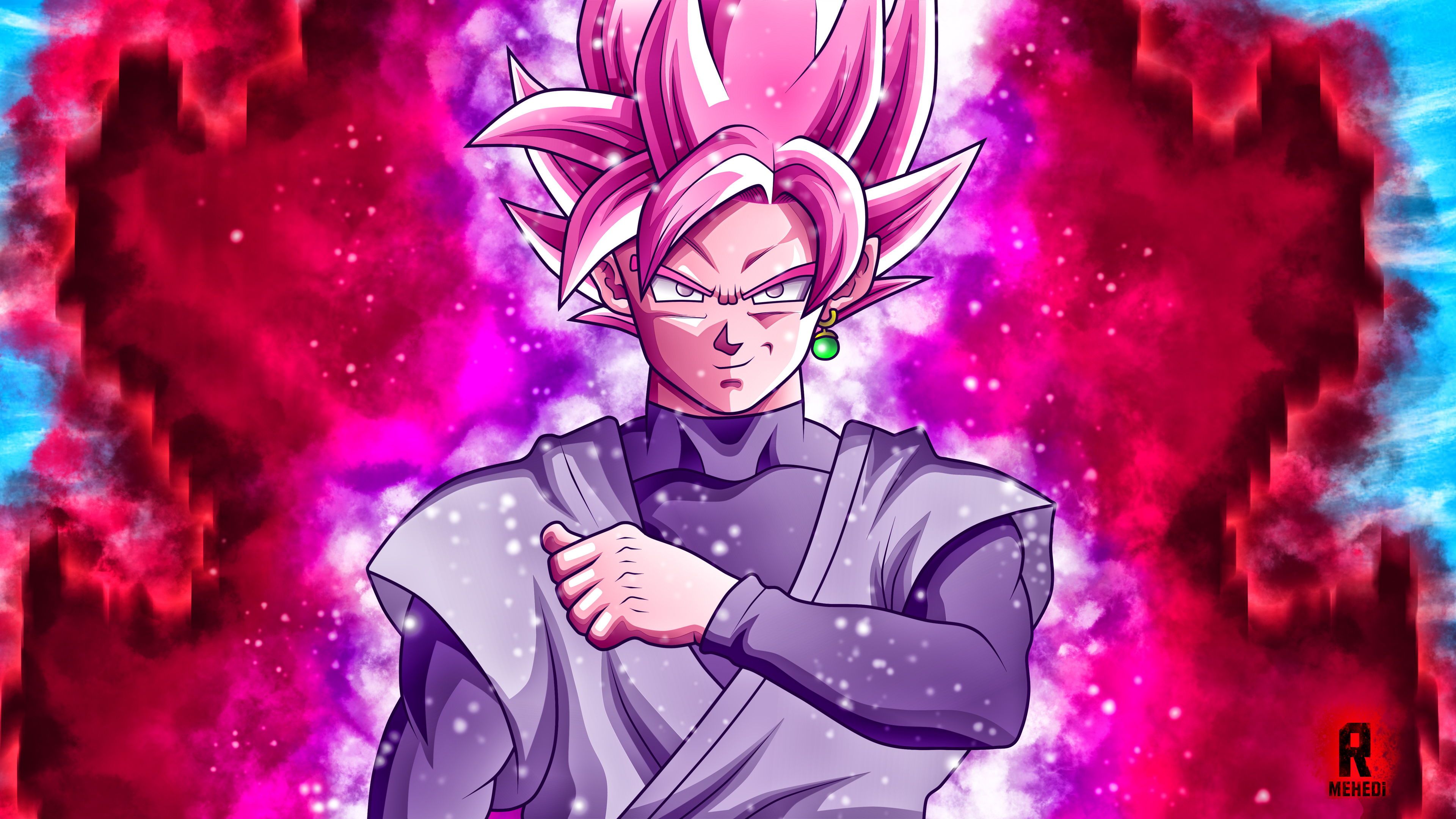 Wallpaper 4k Super Saiyan Rose 4k 4k Wallpapers 5k Wallpapers Anime Wallpapers Dragon Ball Super Wallpapers Dragon Ball Wallpapers Goku Wallpapers Hd Wallpapers