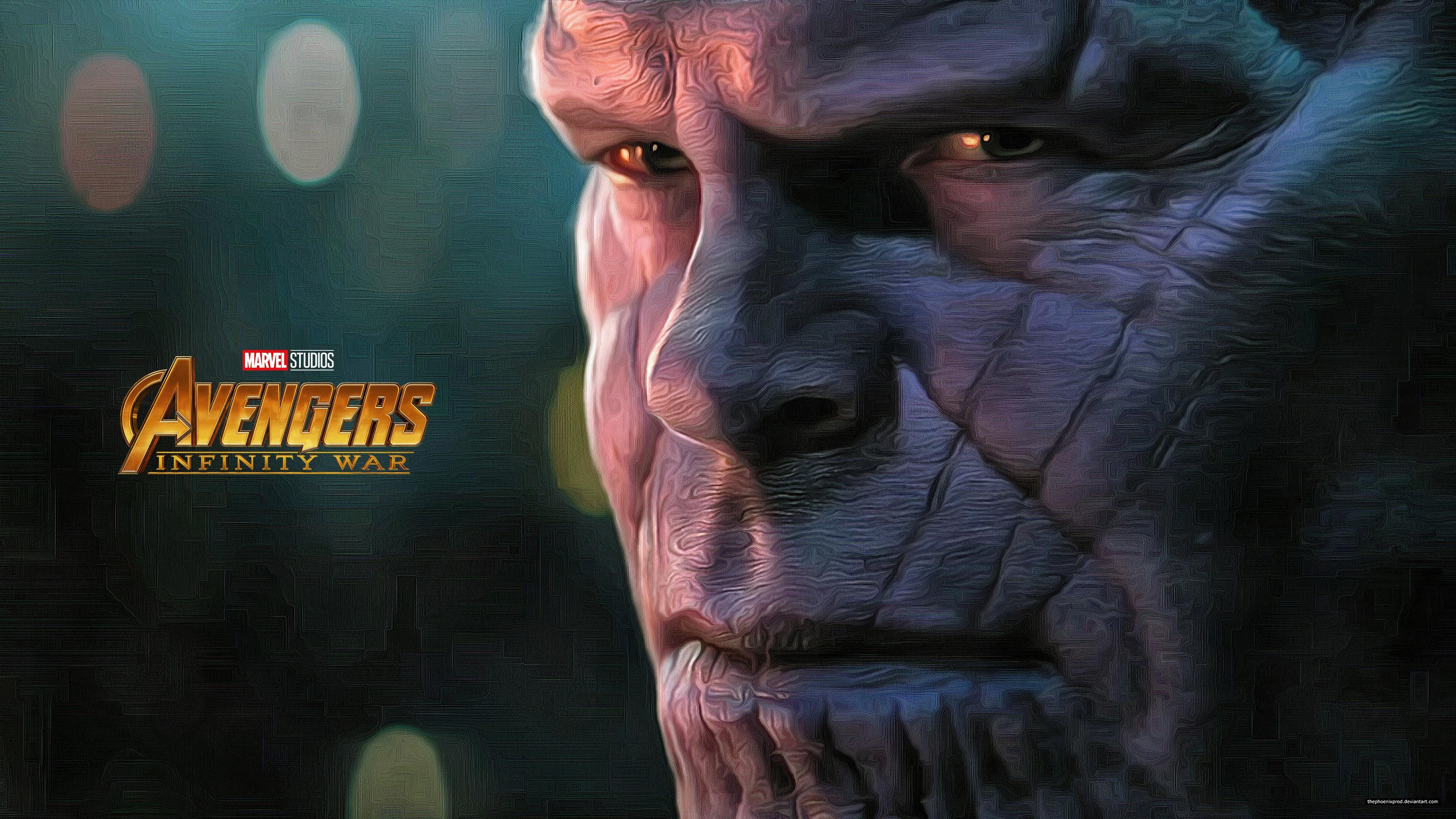 thanos avengers infinity war 4k 1547507381 - Thanos Avengers: Infinity War 4K - Thanos, Avengers Infinity War