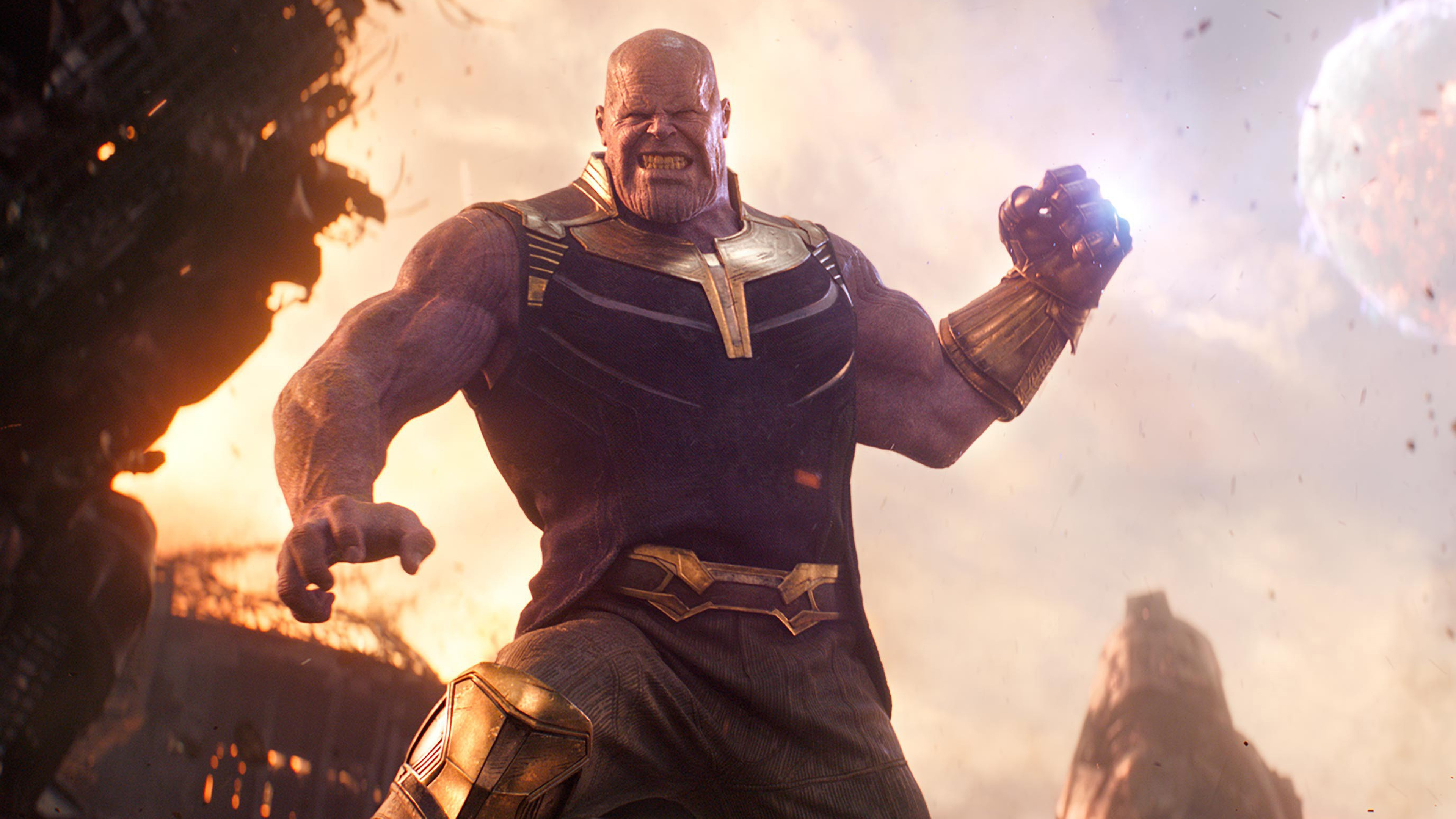 thanos infinity gauntlet avengers infinity war 4k 1547507333 - Thanos Infinity Gauntlet Avengers: Infinity War 4K - Thanos, Avengers Infinity War