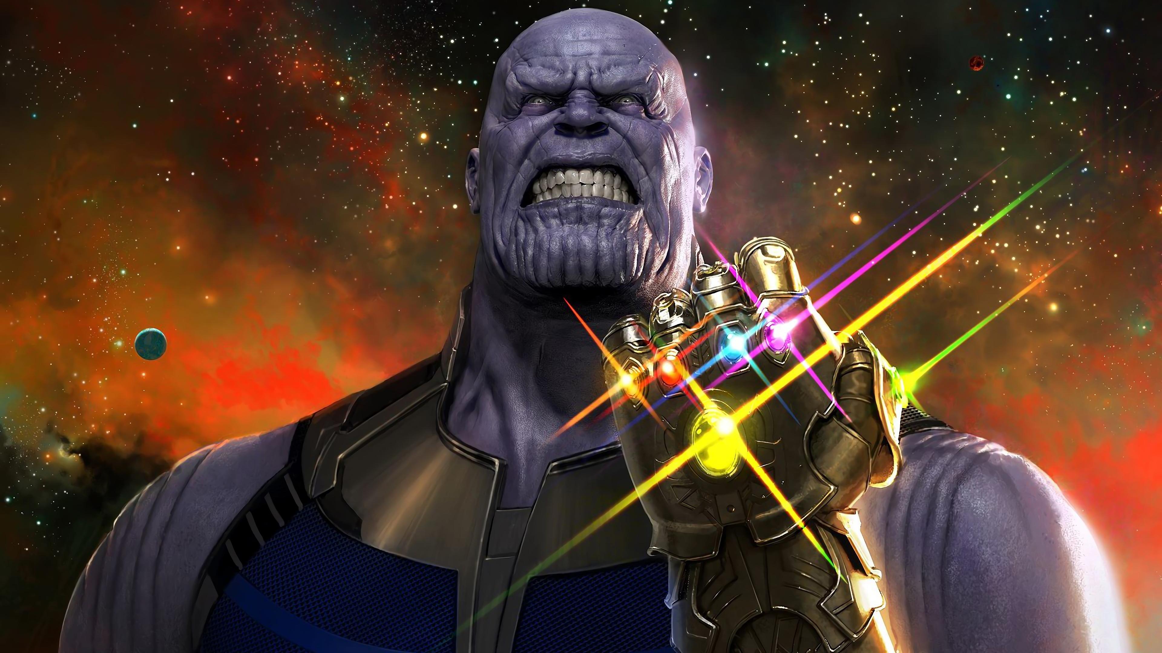 thanos infinity gauntlet avengers infinity war 4k 1547507404 - Thanos Infinity Gauntlet Avengers: Infinity War 4k - Thanos, Avengers Infinity War