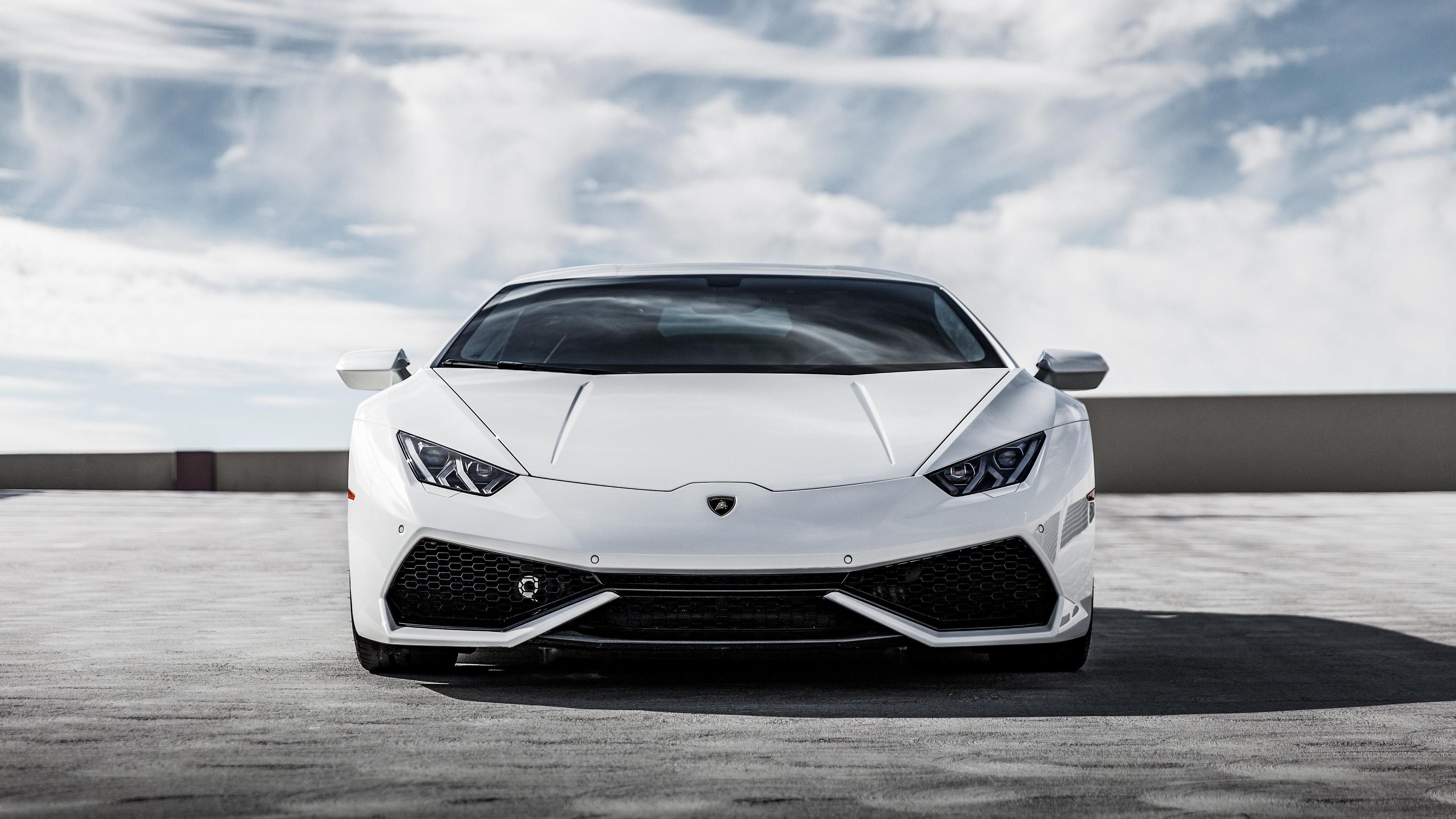 white lamborghini huracan 4k front 1546362158 - White Lamborghini Huracan 4k Front - lamborghini wallpapers, lamborghini huracan wallpapers, hd-wallpapers, cars wallpapers, 4k-wallpapers