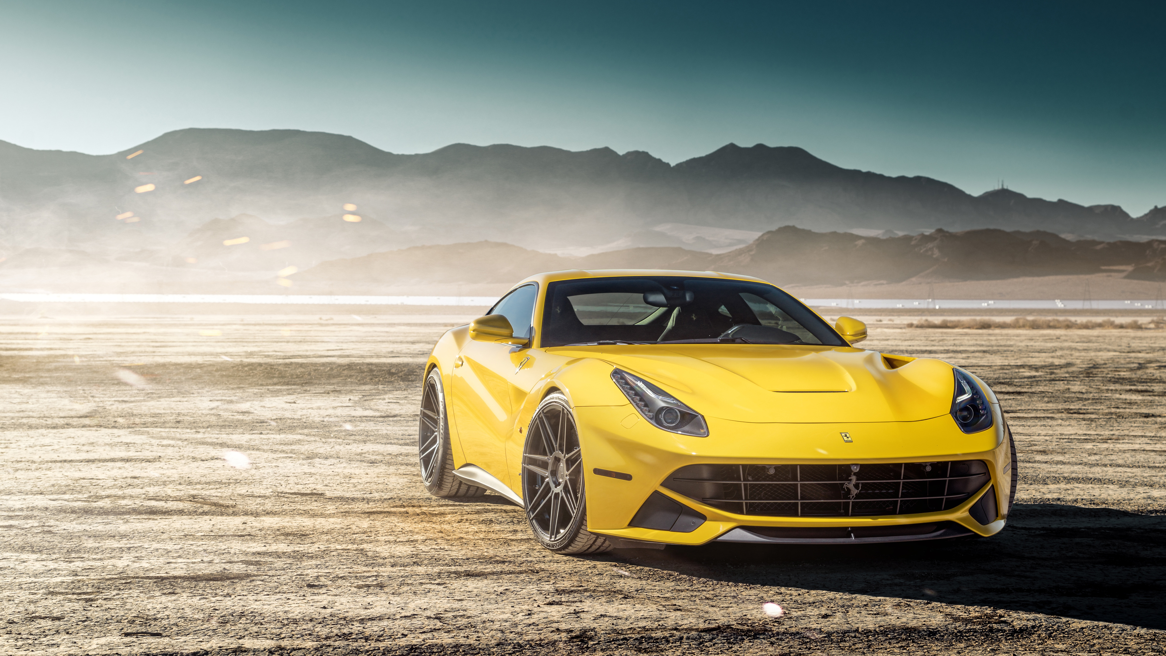 yellow ferrari f12 4k 1547936803 - Yellow Ferrari F12 4k - yellow wallpapers, hd-wallpapers, ferrari wallpapers, cars wallpapers, 5k wallpapers, 4k-wallpapers