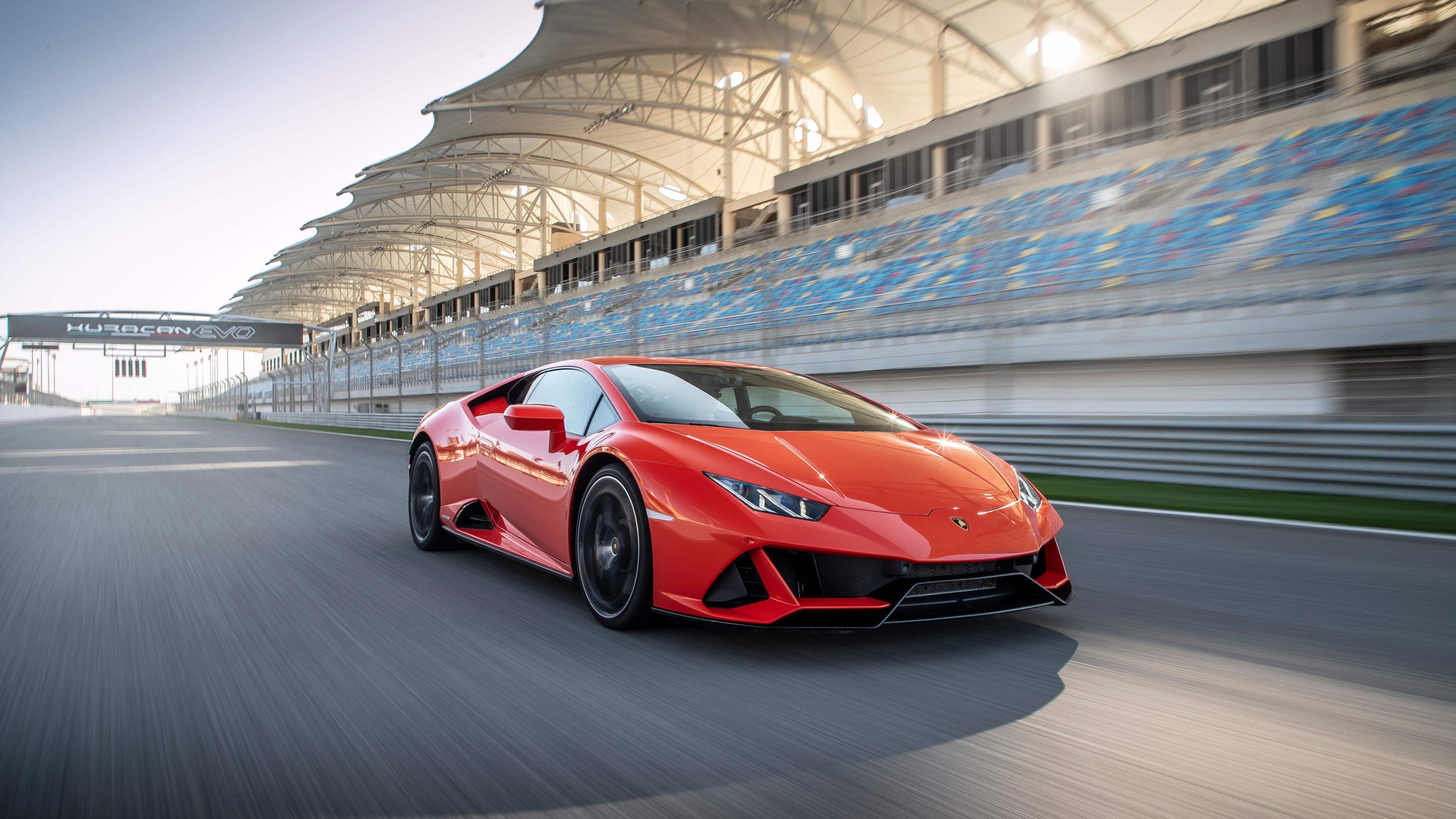 Wallpaper 4k 2019 Lamborghini Huracan Evo 4k 4k Wallpapers