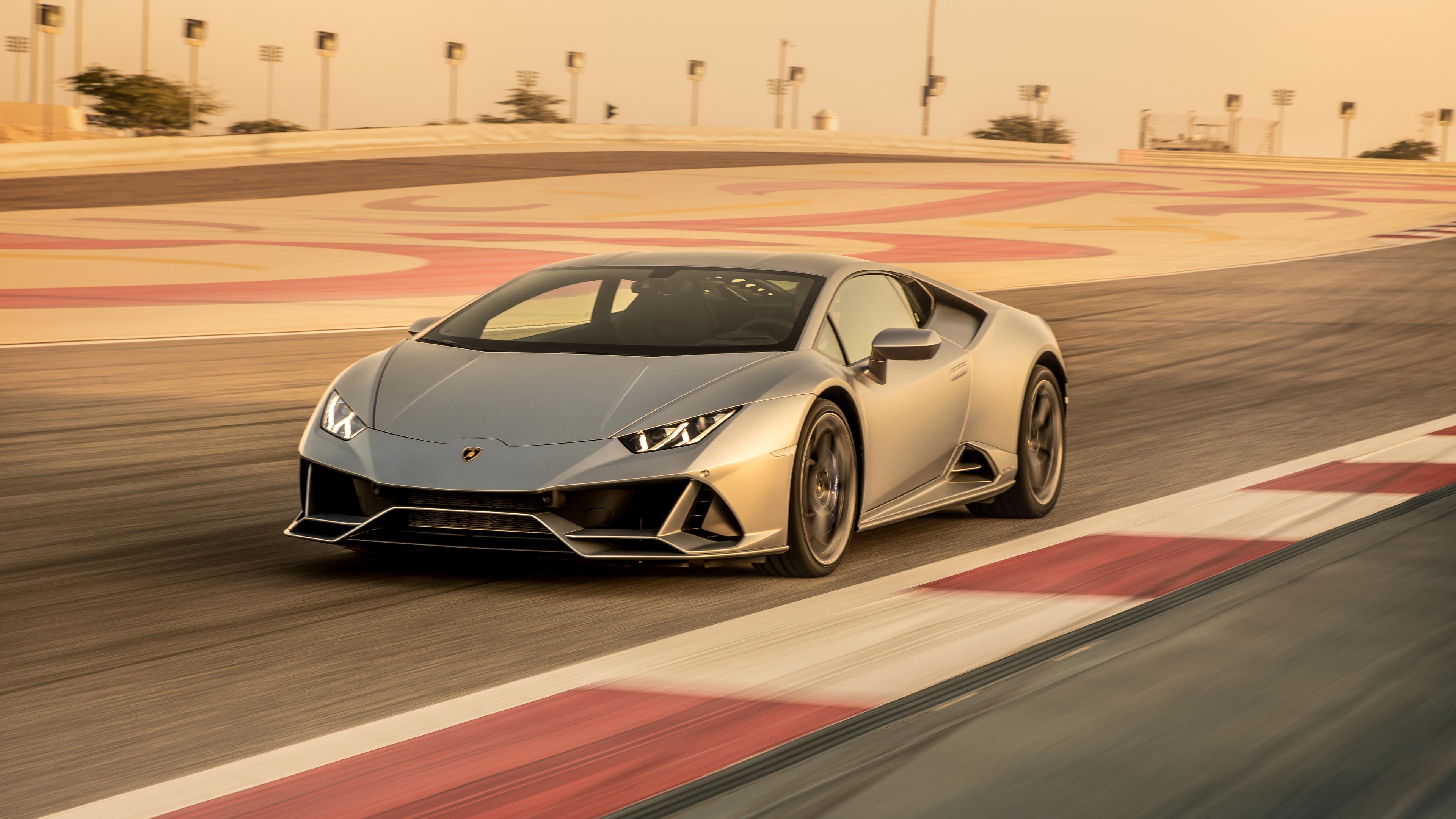 Wallpaper 4k 2019 Lamborghini Huracan ...
