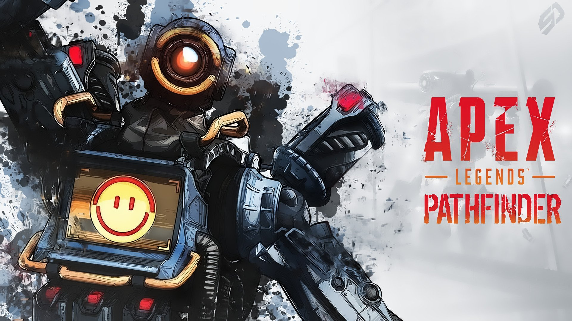 992036 - Apex Legends Pathfinder Hd - Apex wallpaper 4k 2019, Apex phone wallpaper hd 4k, Apex legends wallpaper phone, Apex legends wallpaper hd 4kwallpaper, apex legends characters wallpaper hd 4k, Apex legends background hd 4k wallpaper, Apex Legends 4k wallpaper