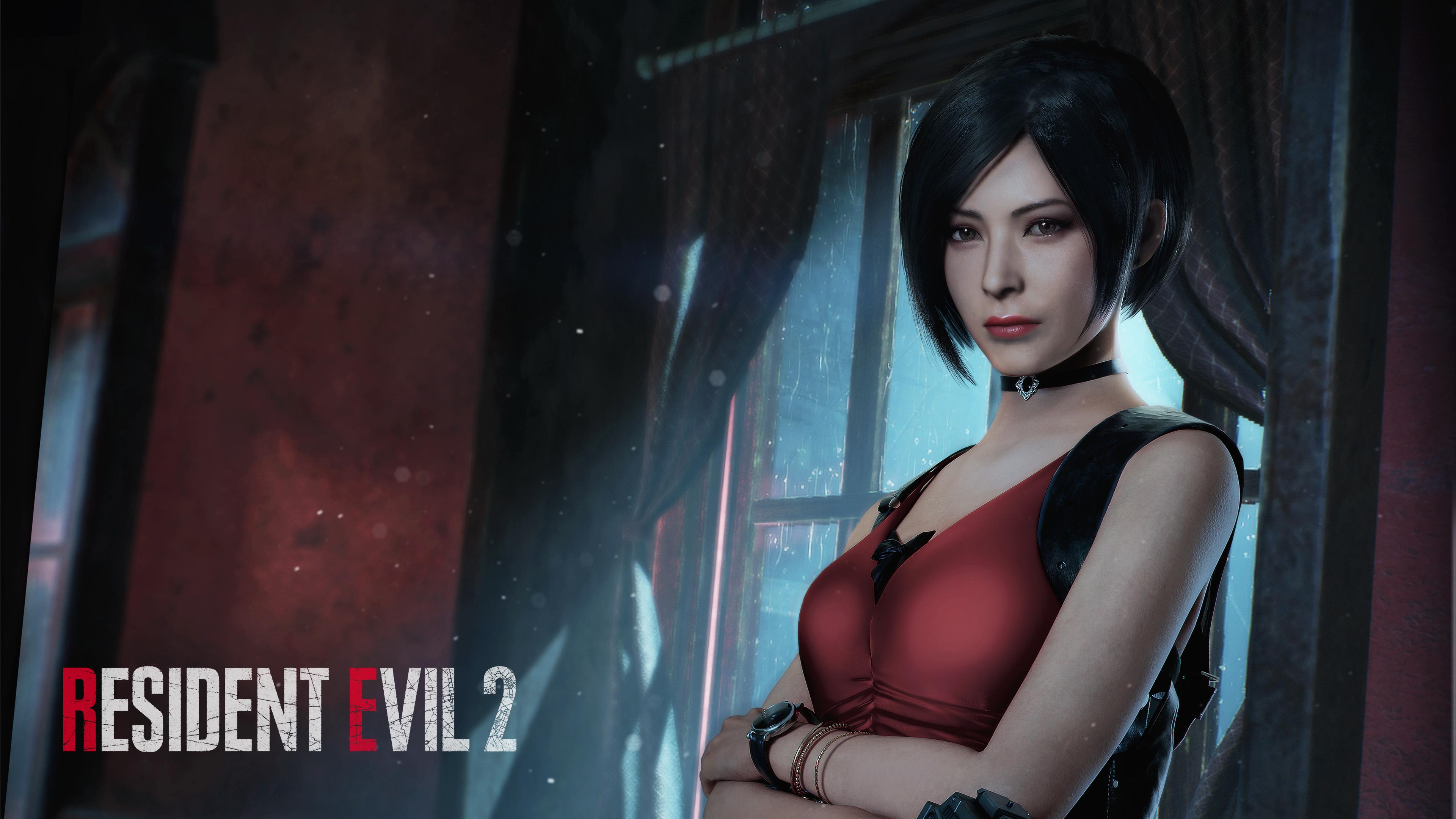 ada wong resident evil 2 4k 1550510537 - Ada Wong Resident Evil 2 4k - resident evil 2 wallpapers, hd-wallpapers, games wallpapers, 4k-wallpapers, 2019 games wallpapers