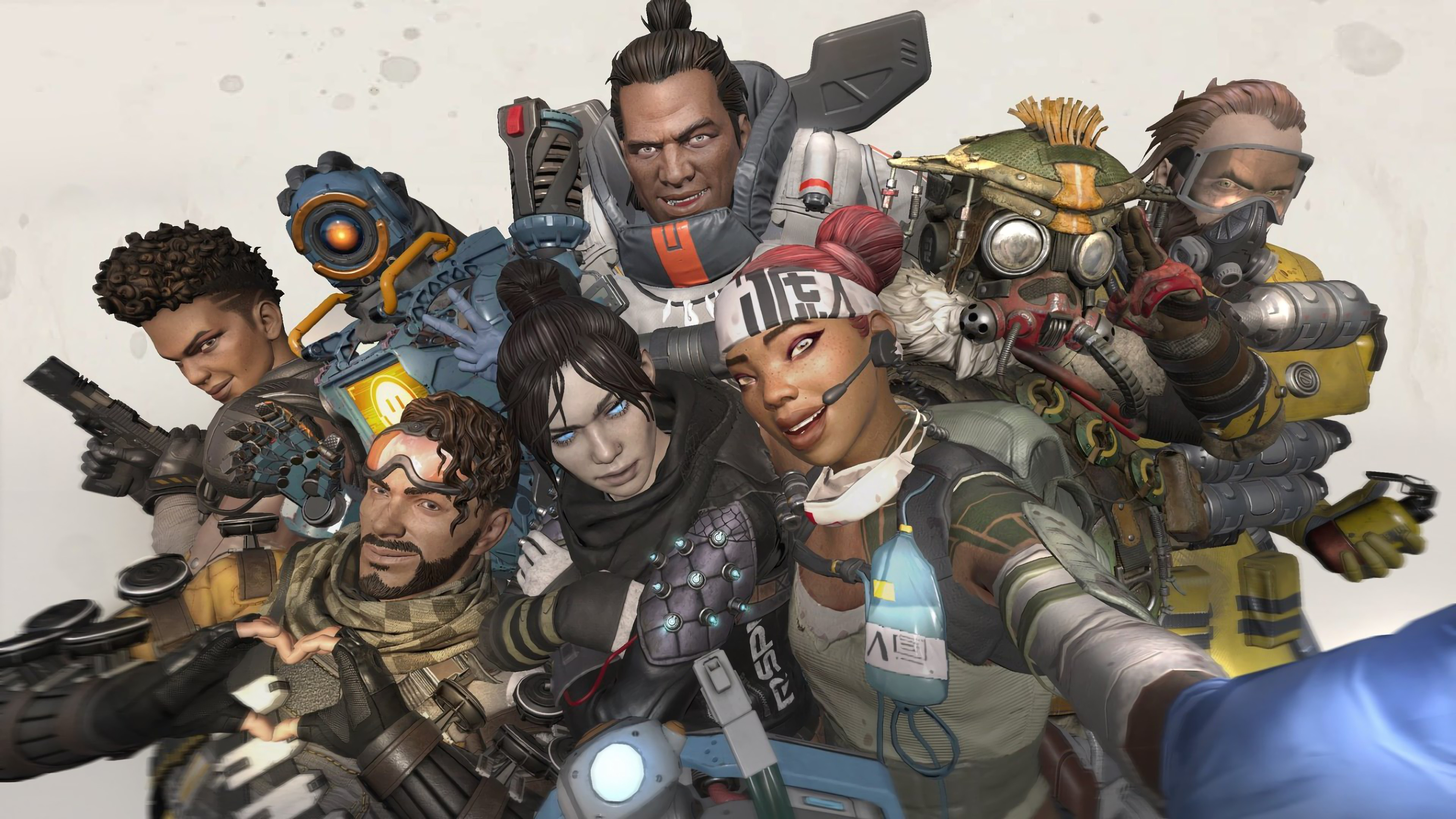 apex legends characters 4K 7 - Apex Legends Characters Selfie 4k 2019 - Apex wallpaper 4k 2019, Apex phone wallpaper hd 4k, Apex legends wallpaper phone, Apex legends wallpaper hd 4kwallpaper, apex legends characters wallpaper hd 4k, Apex legends background hd 4k wallpaper, Apex Legends 4k wallpaper