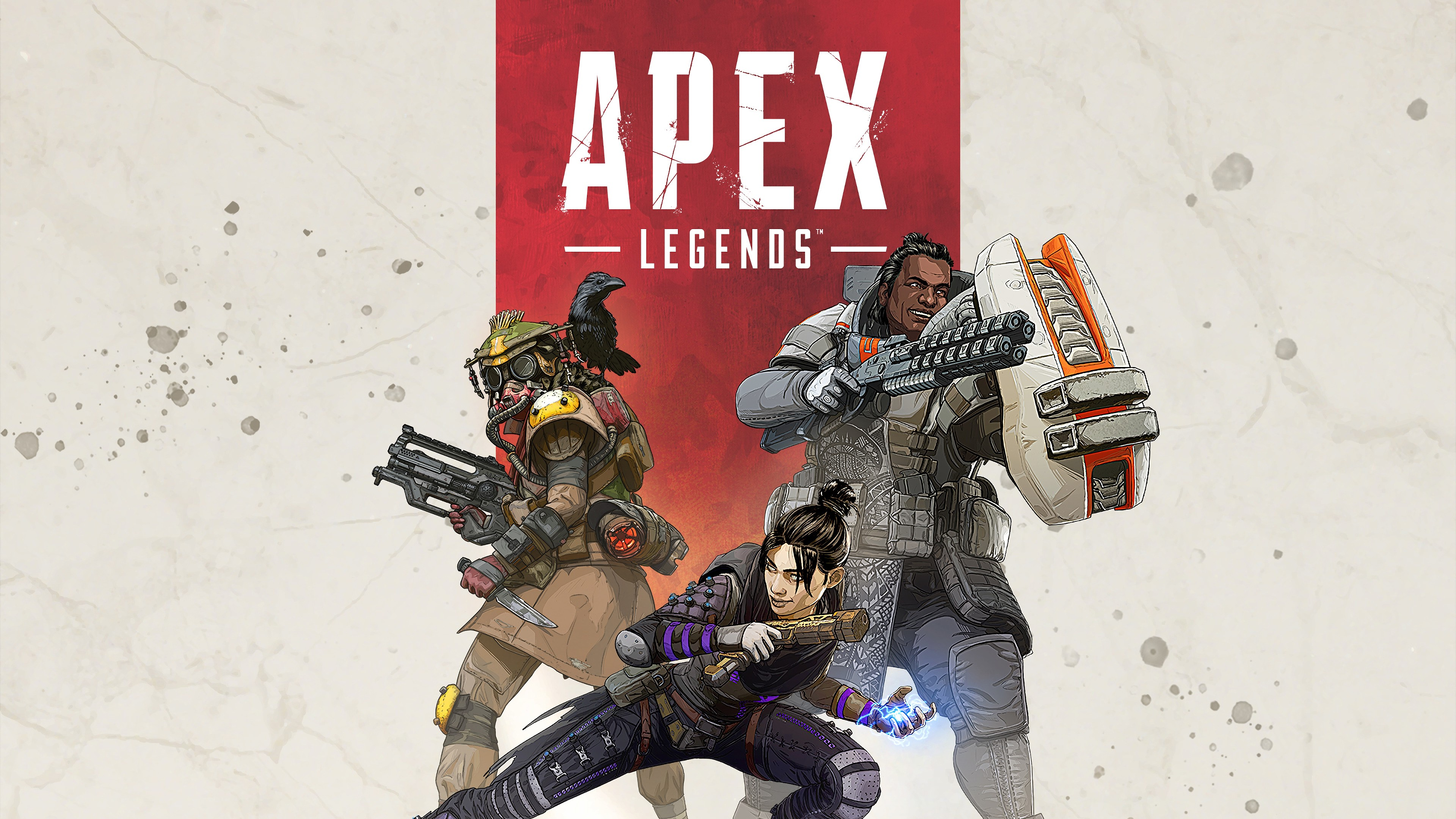Wallpaper 4k Apex Legends Poster 4k 2019 Apex Legends 4k Wallpaper