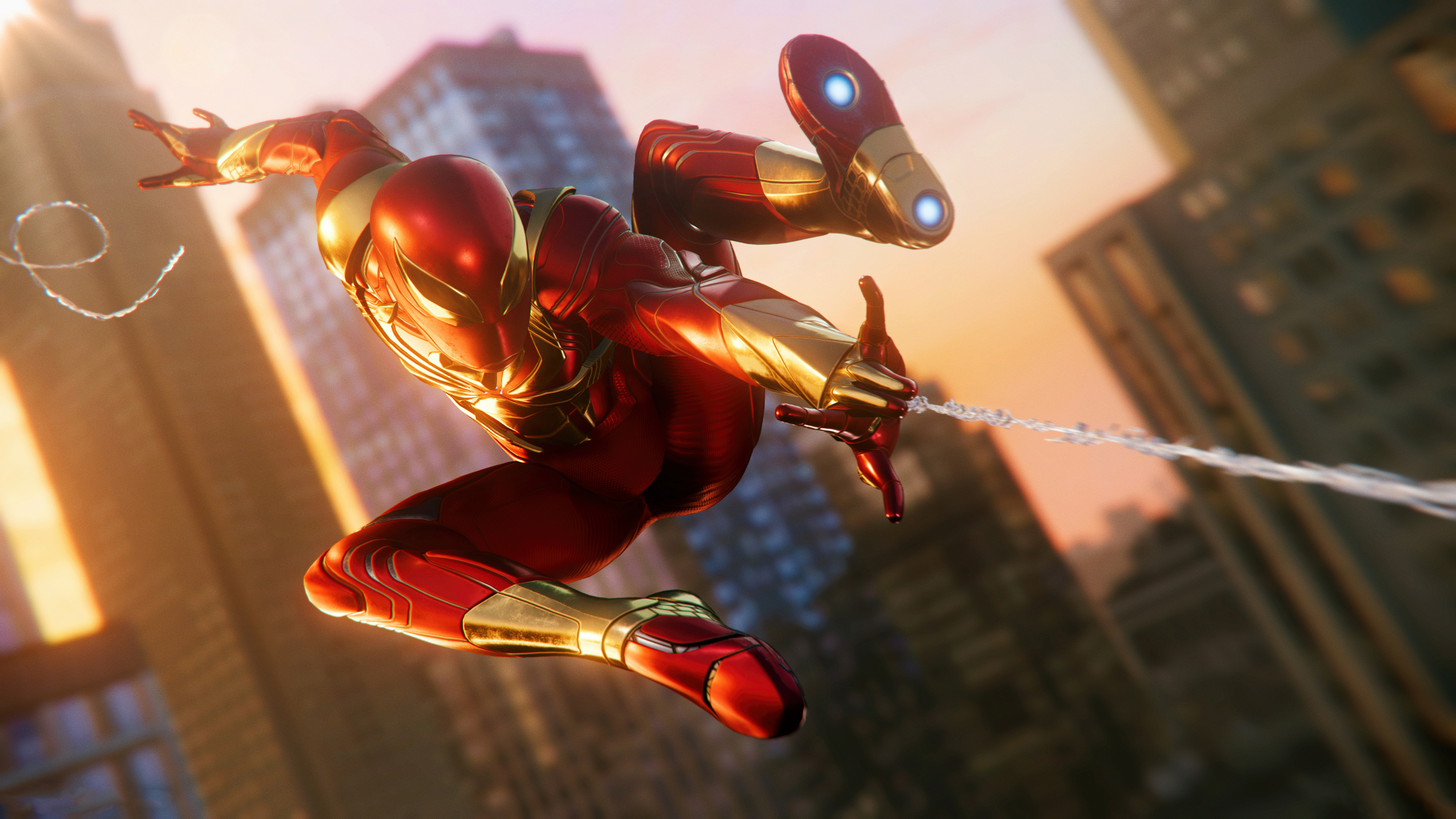 Wallpaper 4k Marvels Spider Man Turf Wars 4k 2019 Games Wallpapers