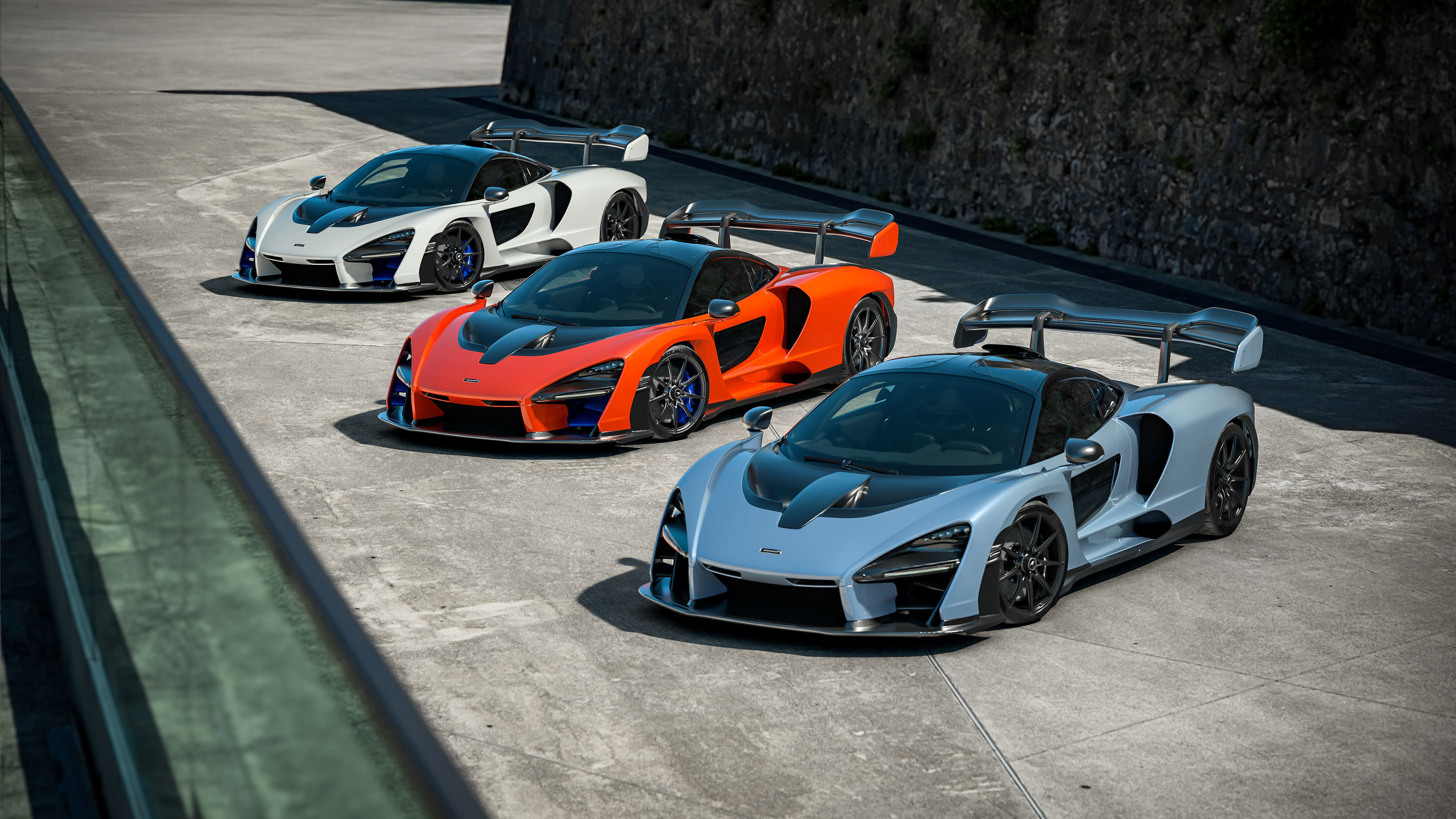 Mclaren Senna New 2019 4k mclaren wallpapers, mclaren ...