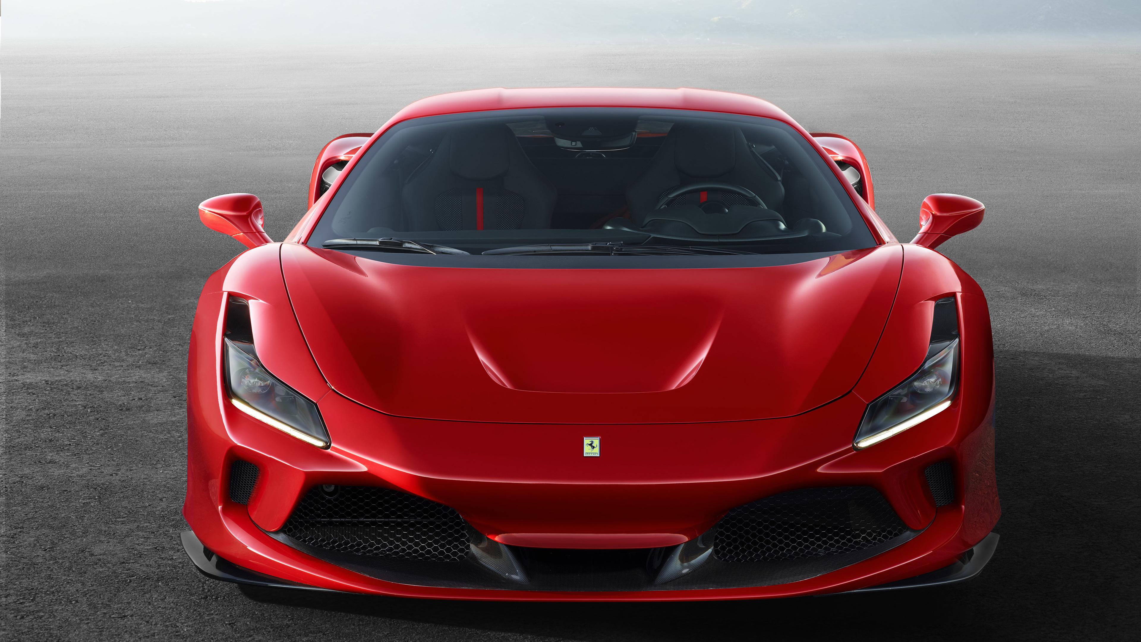 2019 ferrari f8 tribute front 4k 1553075830 - 2019 Ferrari F8 Tribute Front 4k - hd-wallpapers, ferrari wallpapers, cars wallpapers, 4k-wallpapers, 2019 cars wallpapers