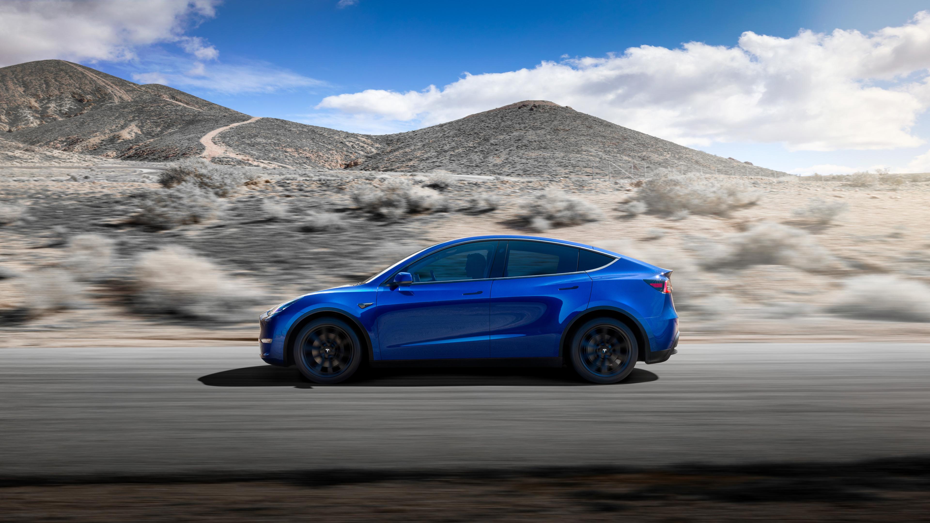 2019 tesla model y side view 4k 1553076268 - 2019 Tesla Model Y Side View 4k - tesla wallpapers, tesla model y wallpapers, hd-wallpapers, cars wallpapers, 8k wallpapers, 5k wallpapers, 4k-wallpapers, 2019 cars wallpapers, 10k wallpapers