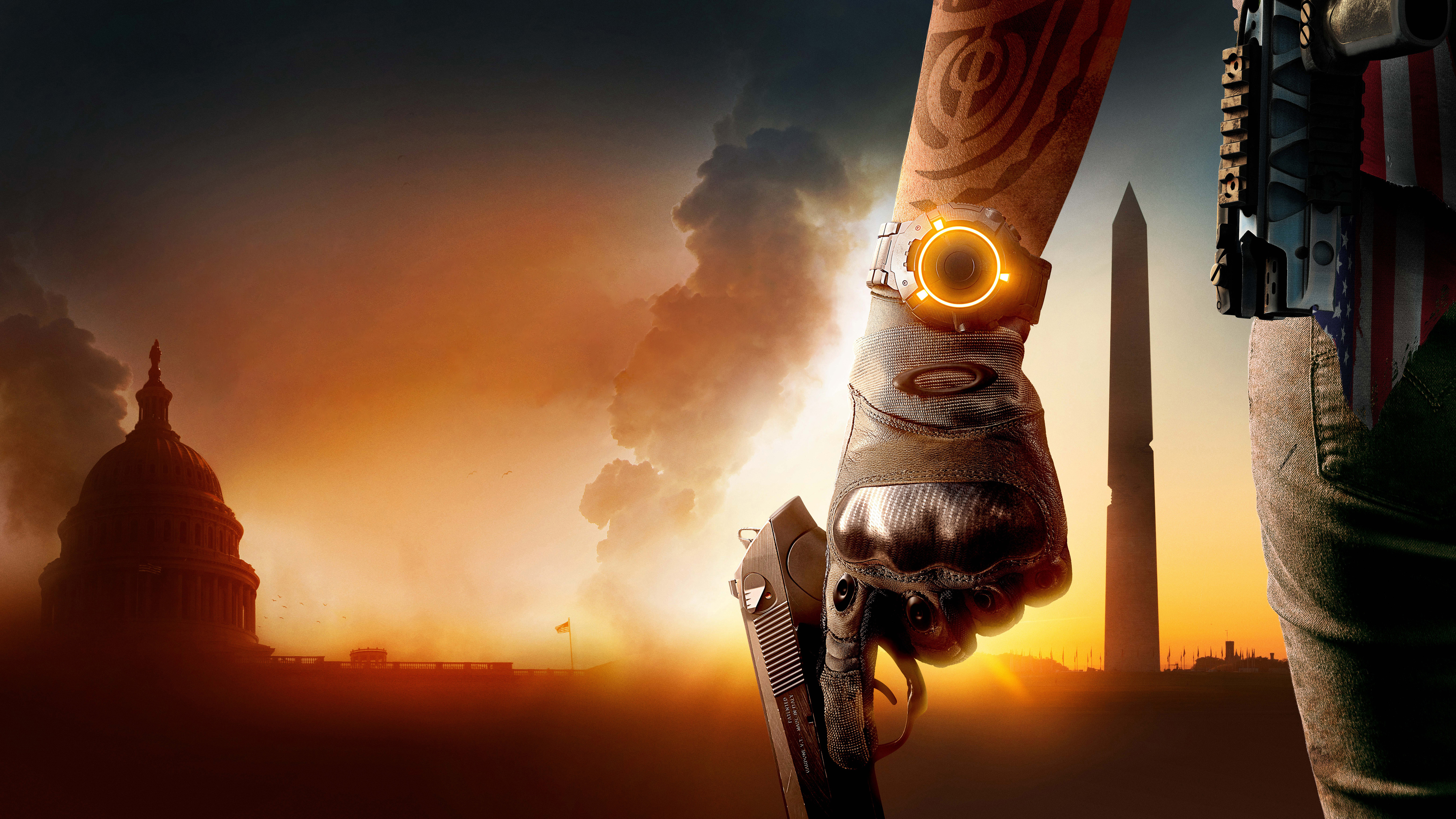 Wallpaper 4k 2019 Tom Clancys The Division 2 4k 2019 Games