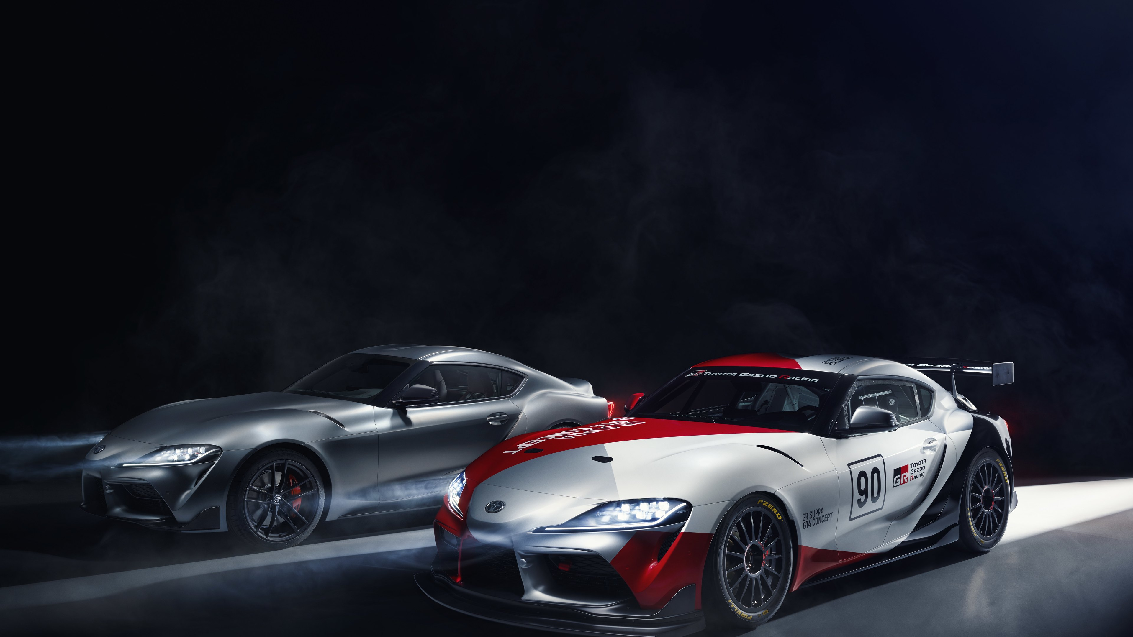 2019 toyota gr supra gt4 concept 4k 1553075836 - 2019 Toyota GR Supra GT4 Concept 4k - toyota wallpapers, toyota supra wallpapers, hd-wallpapers, cars wallpapers, 8k wallpapers, 5k wallpapers, 4k-wallpapers, 2018 cars wallpapers, 10k wallpapers