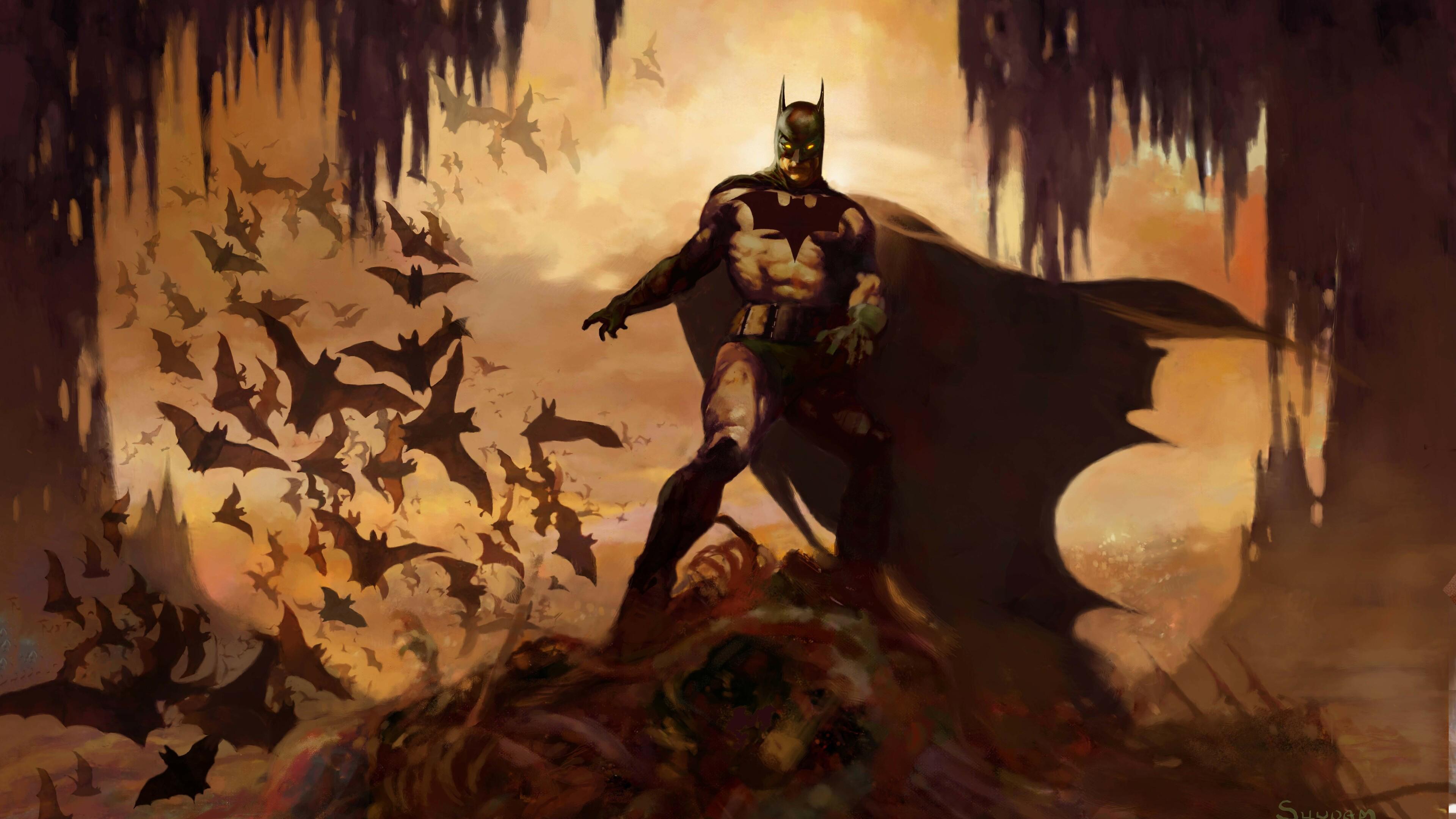 4k batman arts 1553071141 - 4k Batman Arts - superheroes wallpapers, hd-wallpapers, digital art wallpapers, batman wallpapers, artwork wallpapers, 4k-wallpapers