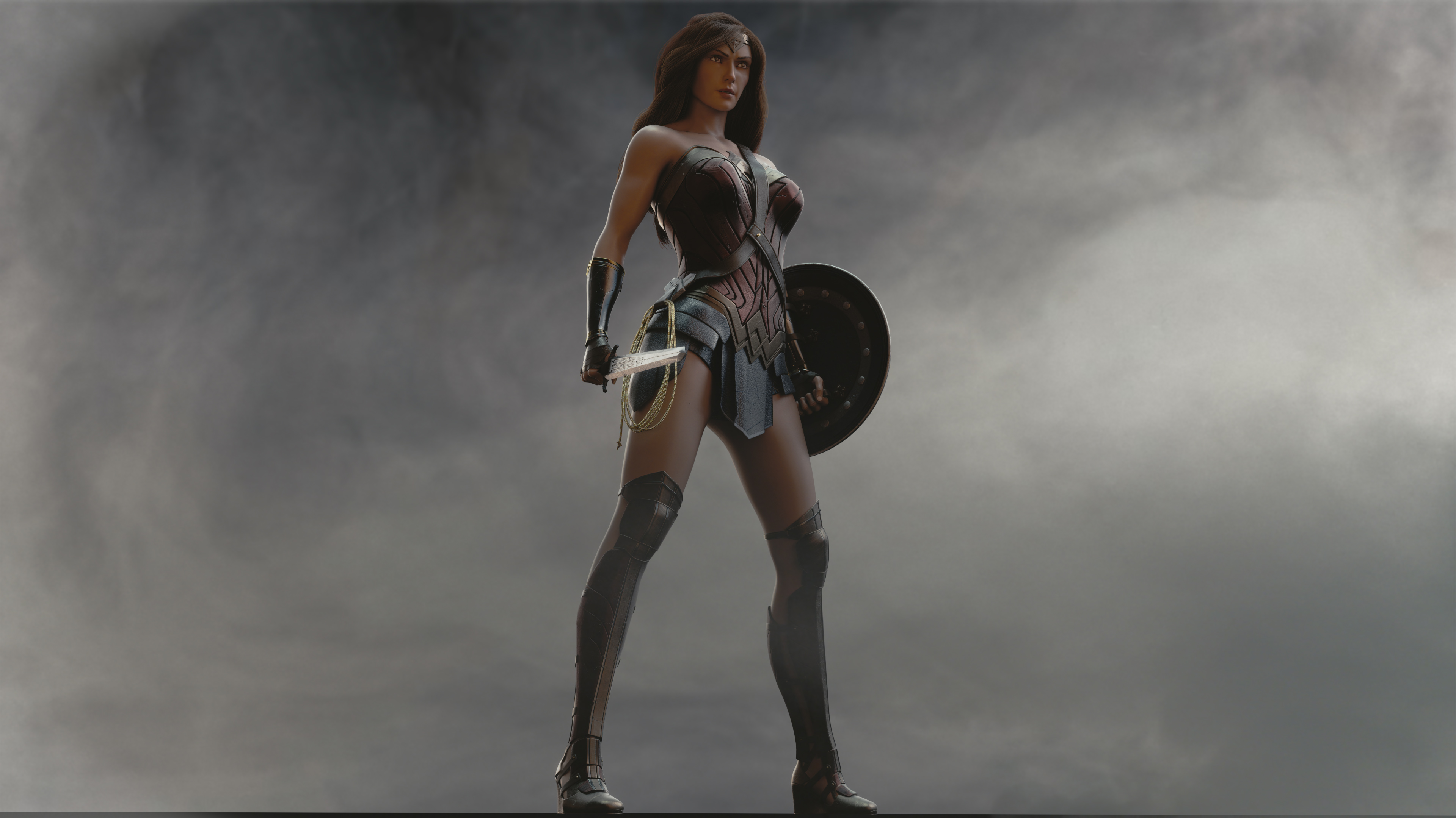 4k new wonder woman 2019 1553071914 - 4k New Wonder Woman 2019 - wonder woman wallpapers, superheroes wallpapers, hd-wallpapers, deviantart wallpapers, artwork wallpapers, artist wallpapers, 4k-wallpapers