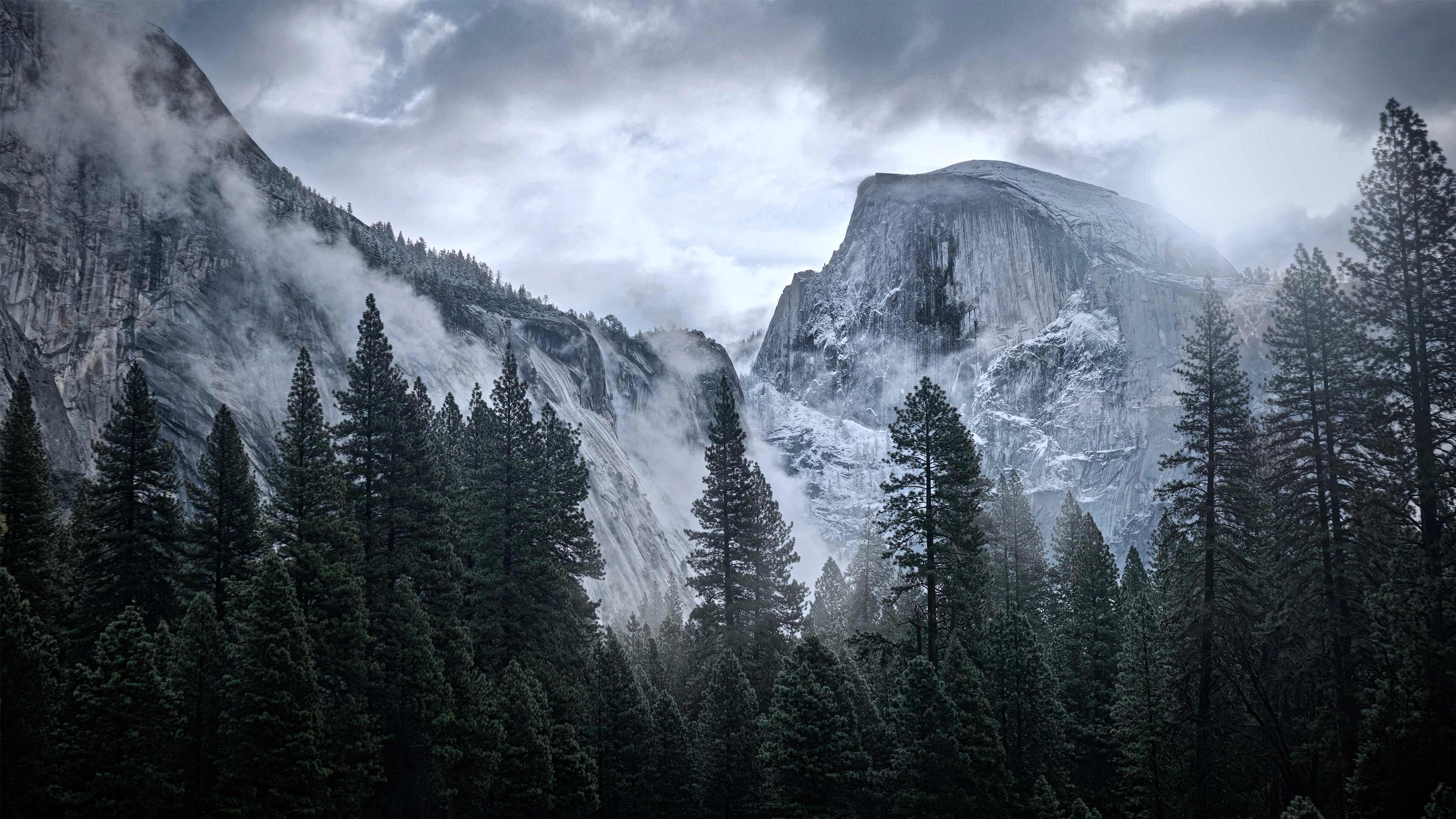 Wallpaper 4k 4k Yosemite Mountains 4k Wallpapers Hd