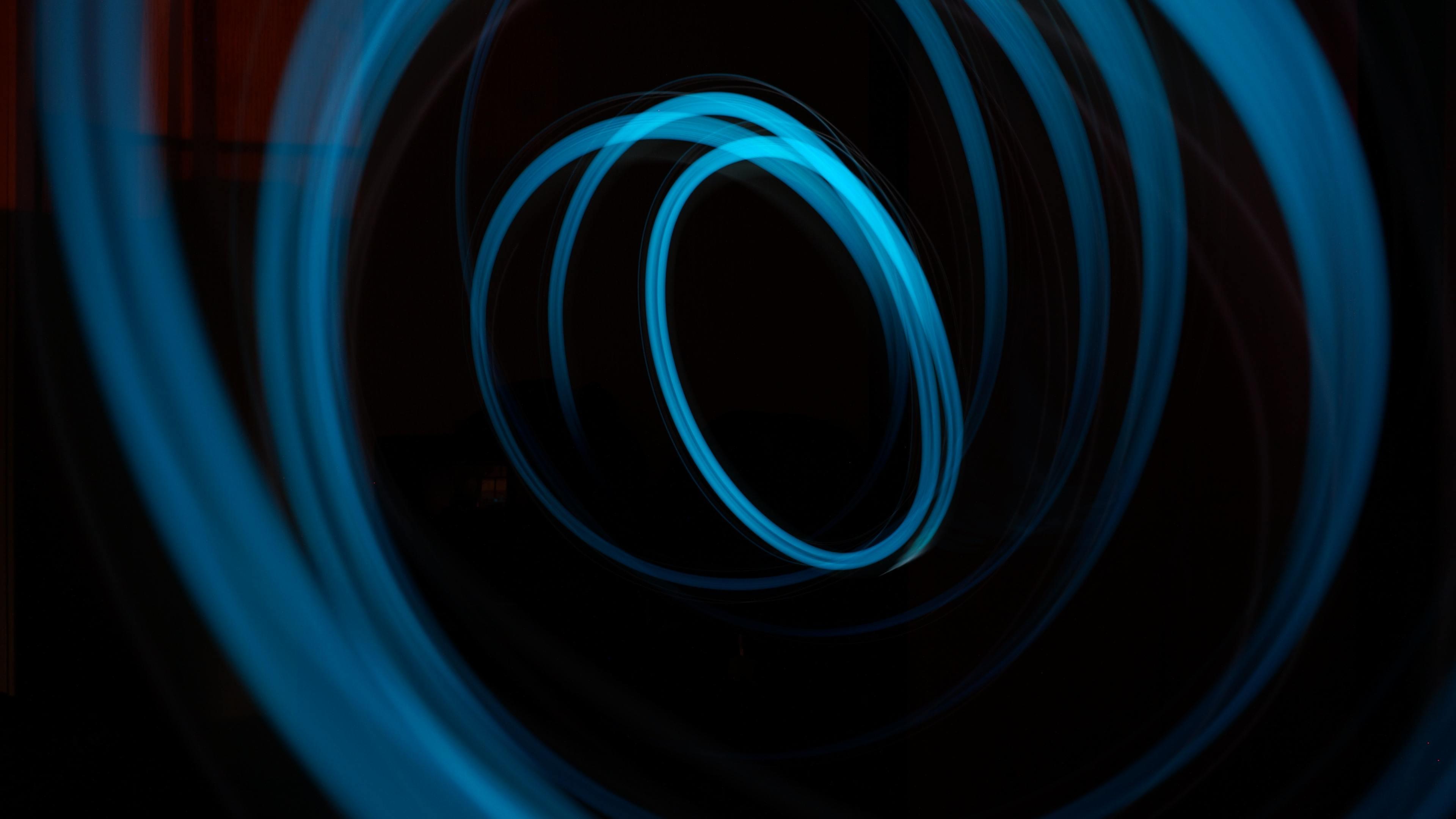 abstract art blue dark lights lines 4k 1553075403 - Abstract Art Blue Dark Lights Lines 4k - lines wallpapers, hd-wallpapers, digital art wallpapers, abstract wallpapers, 5k wallpapers, 4k-wallpapers