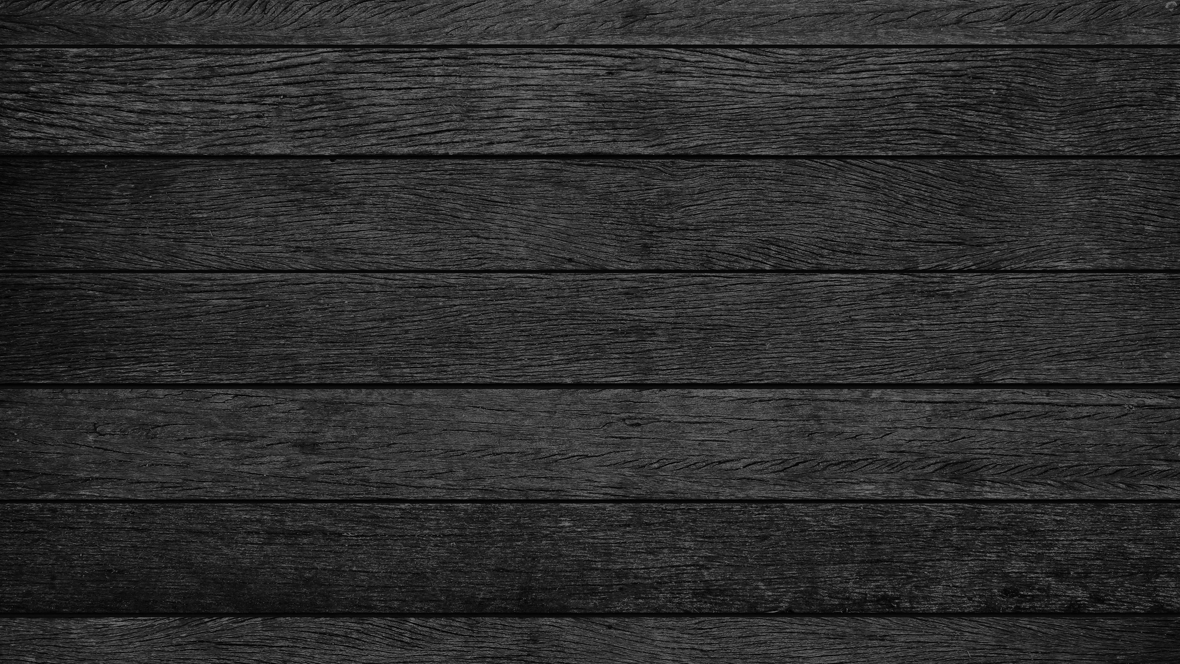 Wallpaper 4k Abstract Dark Wood
