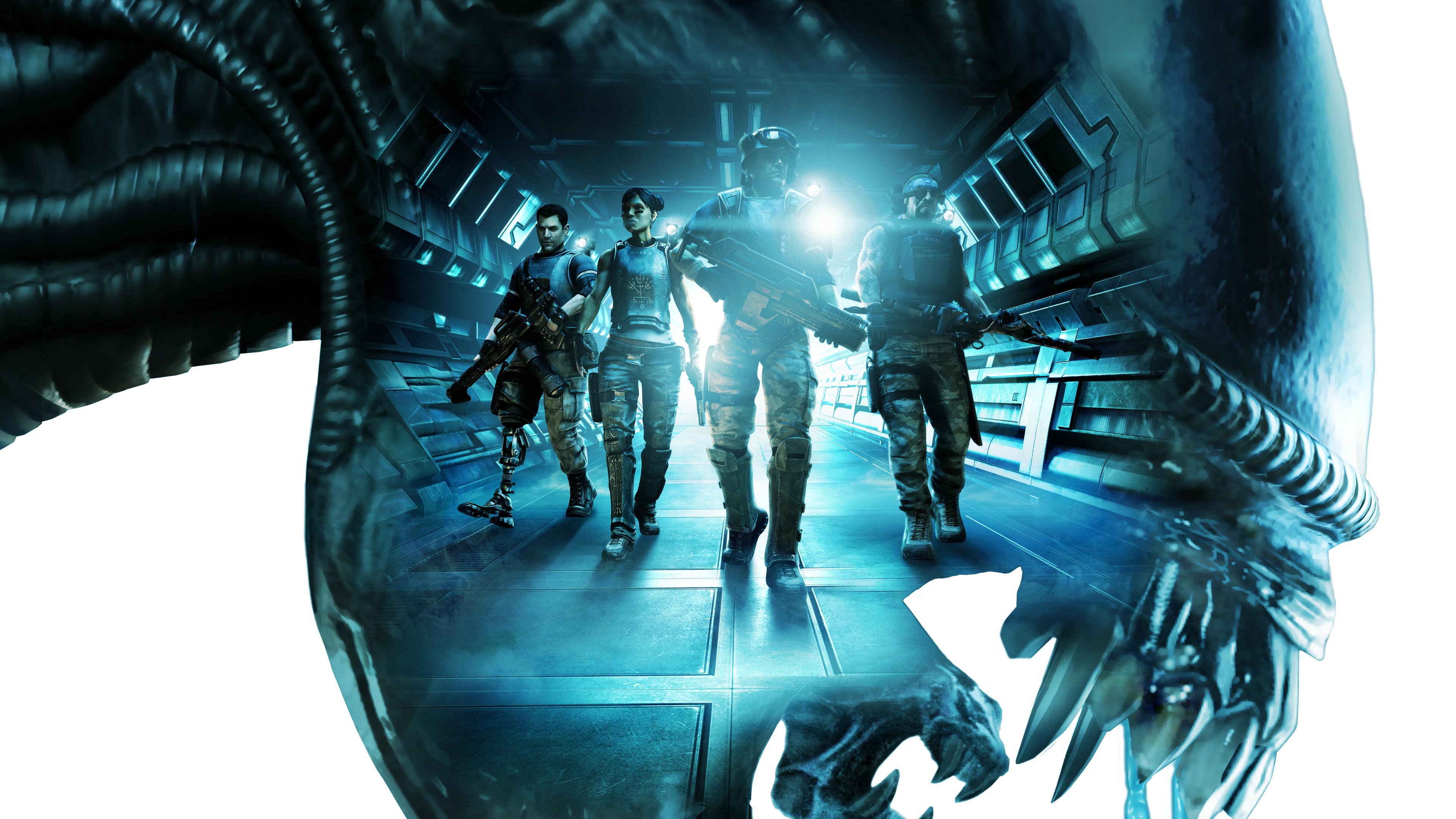 aliens colonial marines 4k 1553074774 - Aliens Colonial Marines 4k - hd-wallpapers, games wallpapers, 5k wallpapers, 4k-wallpapers