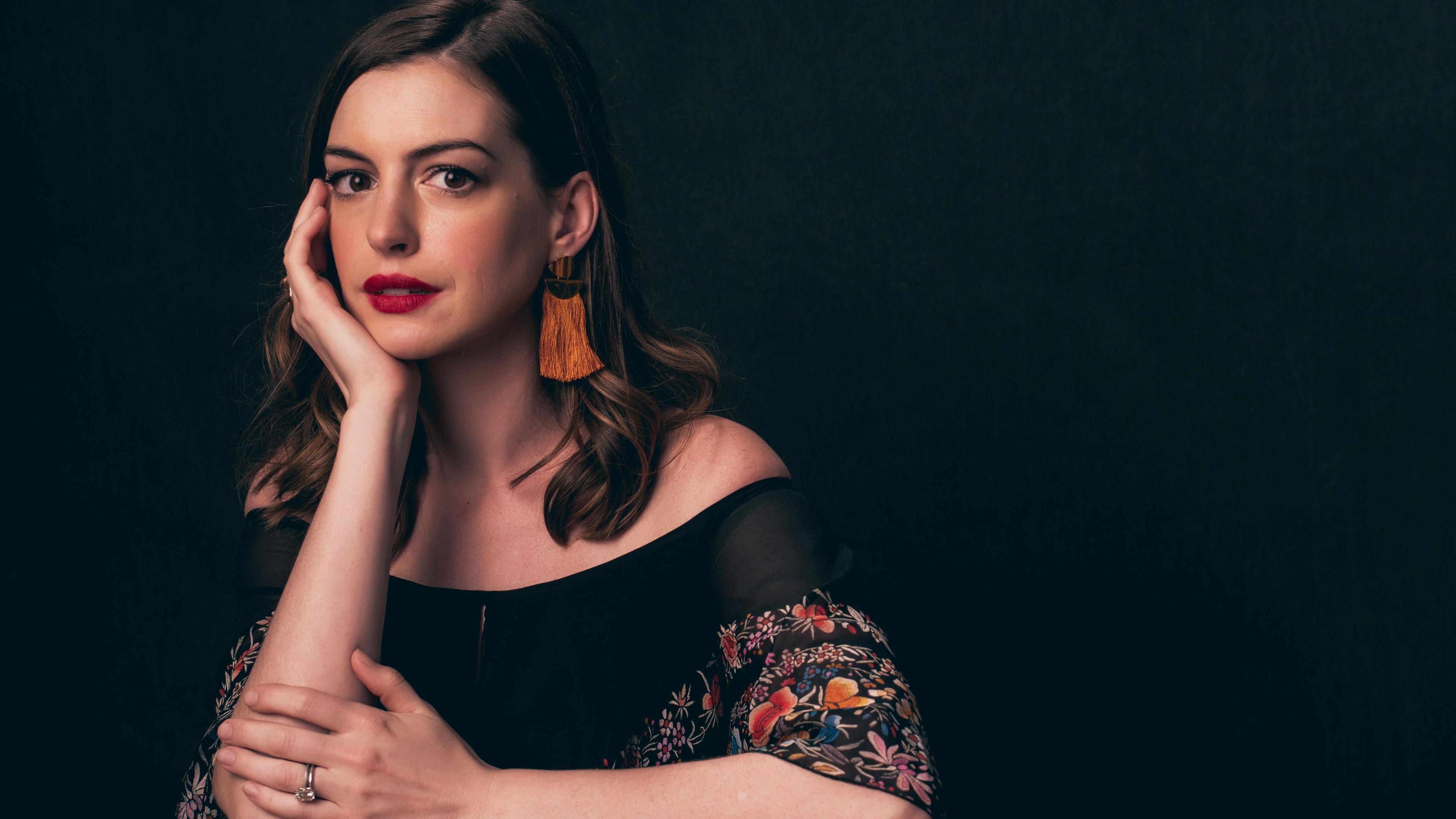 anne hathaway 2019 4k 1553072986 - Anne Hathaway 2019 4k - hd-wallpapers, girls wallpapers, celebrities wallpapers, anne hathaway wallpapers, 4k-wallpapers