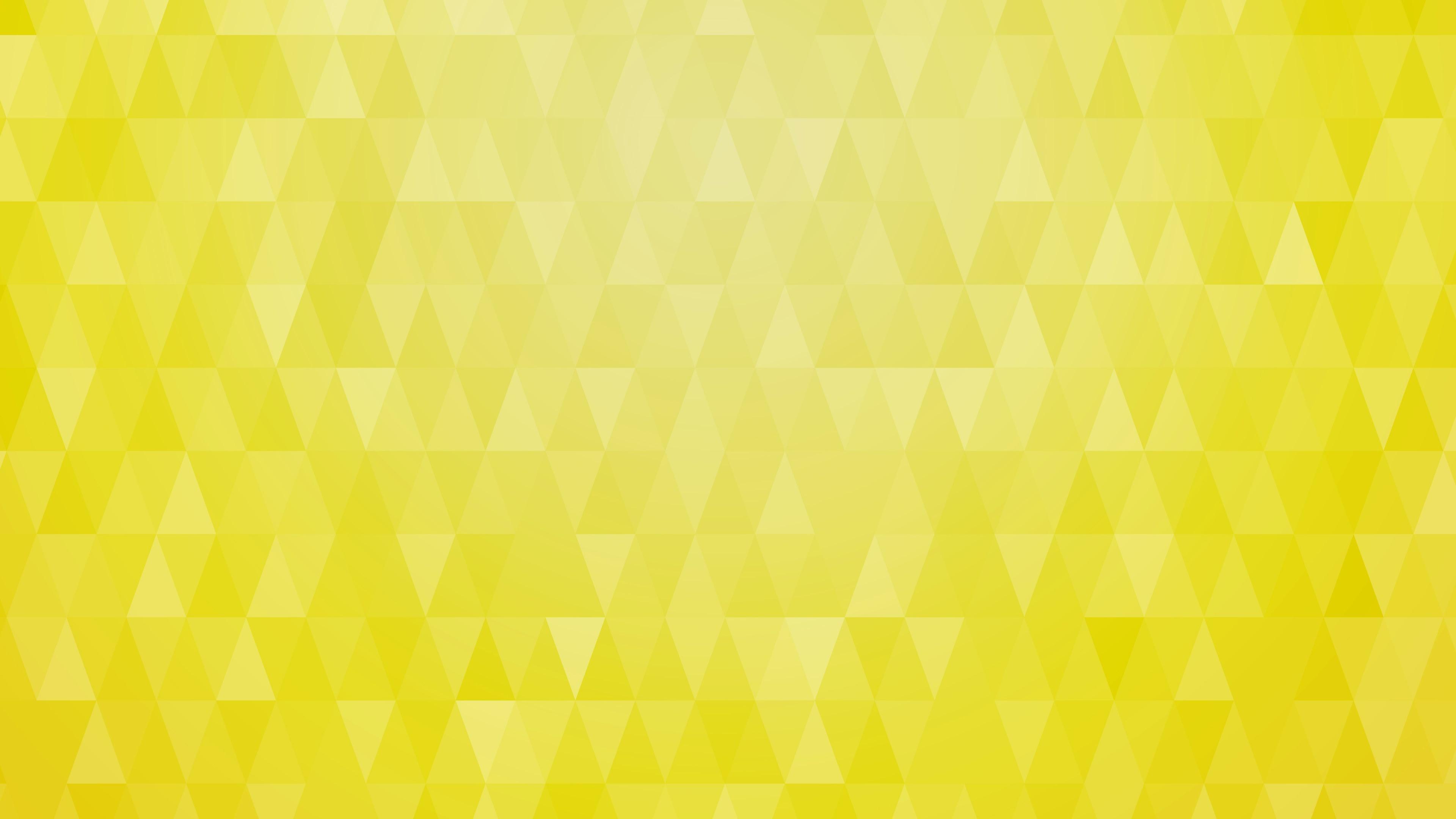 Wallpaper 4k Artistic Pattern Triangle Yellow 4k 4k Wallpapers Abstract Wallpapers Hd Wallpapers Pattern Wallpapers Triangle Wallpapers Yellow Wallpapers