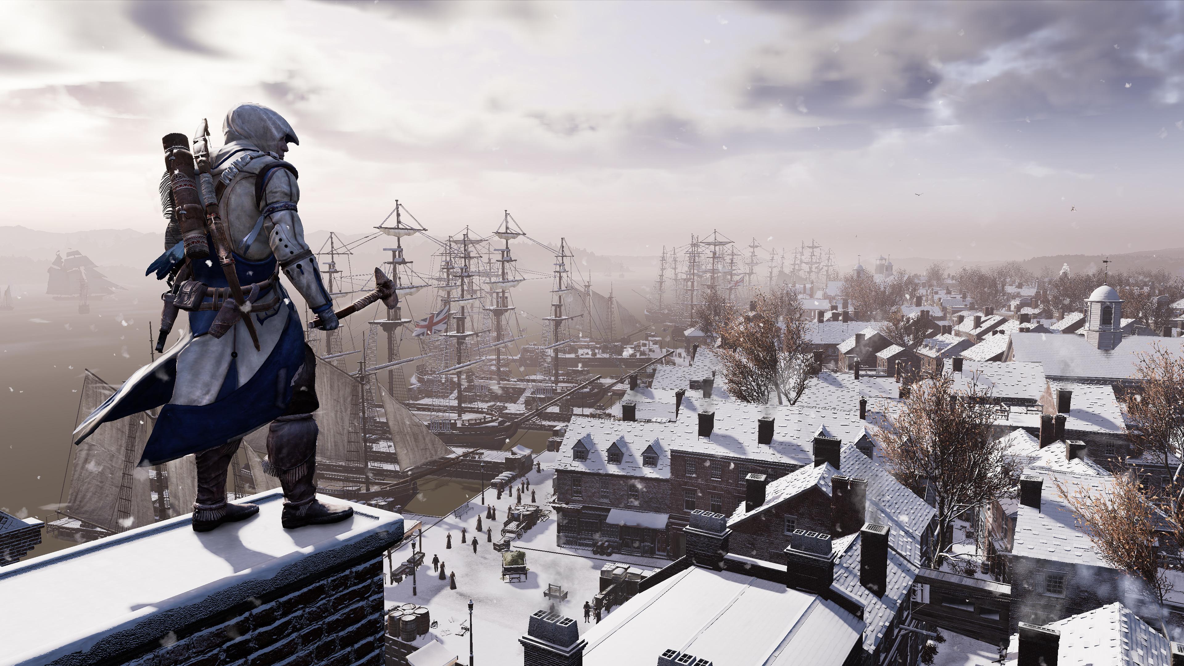 assassins creed 3 remastered 4k 1553074463 - Assassins Creed 3 Remastered 4k - hd-wallpapers, games wallpapers, assassins creed wallpapers, 4k-wallpapers