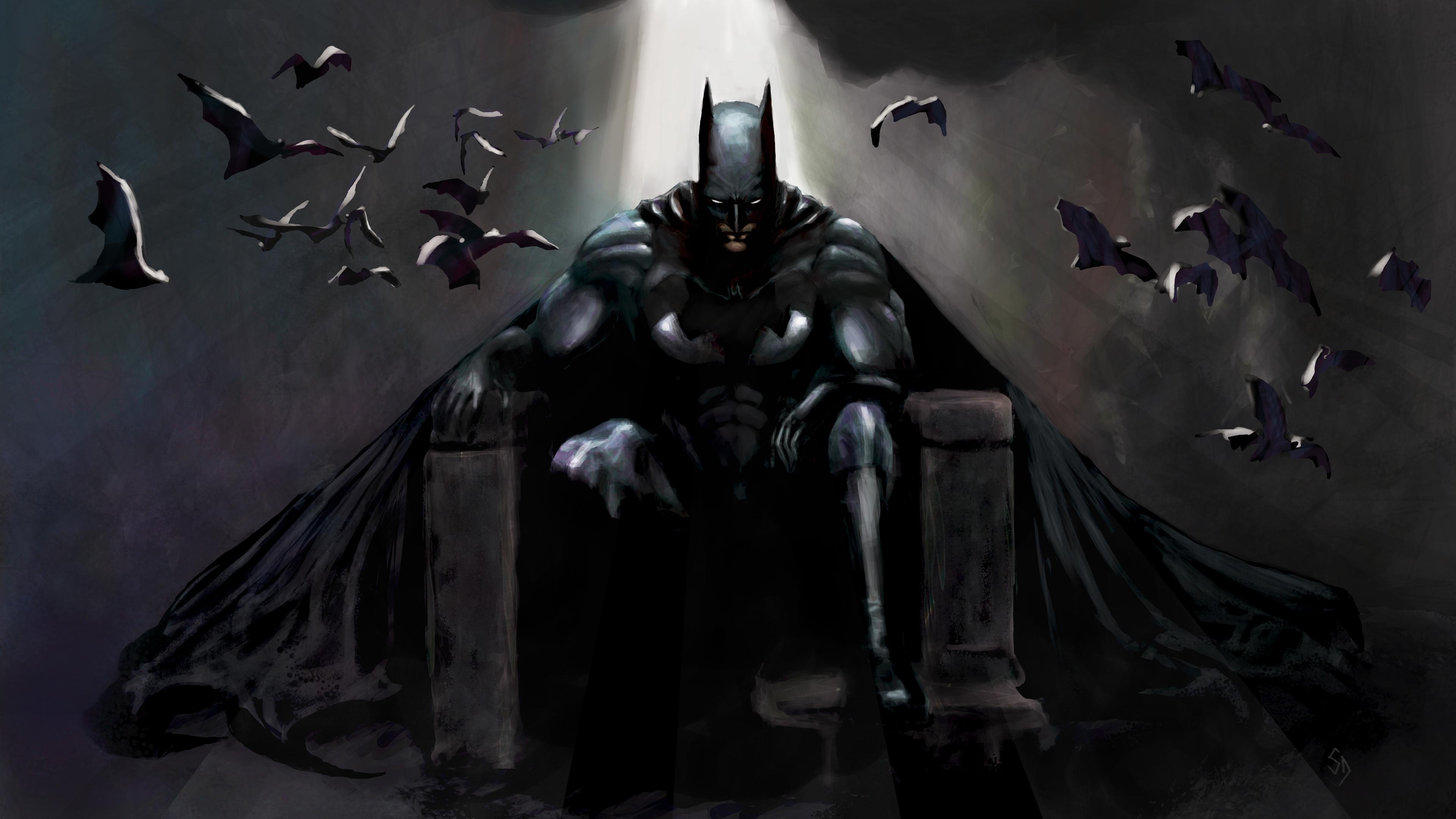 batman gothic contemplation 4k 1553071728 - Batman Gothic Contemplation 4k - superheroes wallpapers, hd-wallpapers, digital art wallpapers, deviantart wallpapers, batman wallpapers, artwork wallpapers, 8k wallpapers, 5k wallpapers, 4k-wallpapers