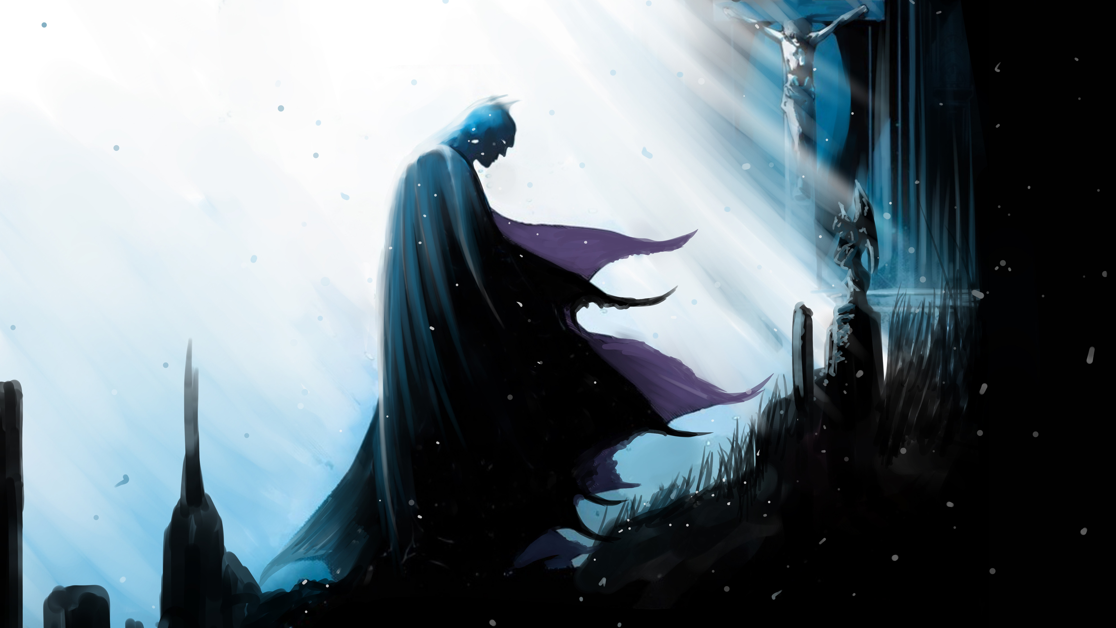 batman paint art 4k 1553071097 - Batman Paint Art 4k - superheroes wallpapers, hd-wallpapers, digital art wallpapers, batman wallpapers, artwork wallpapers, 4k-wallpapers