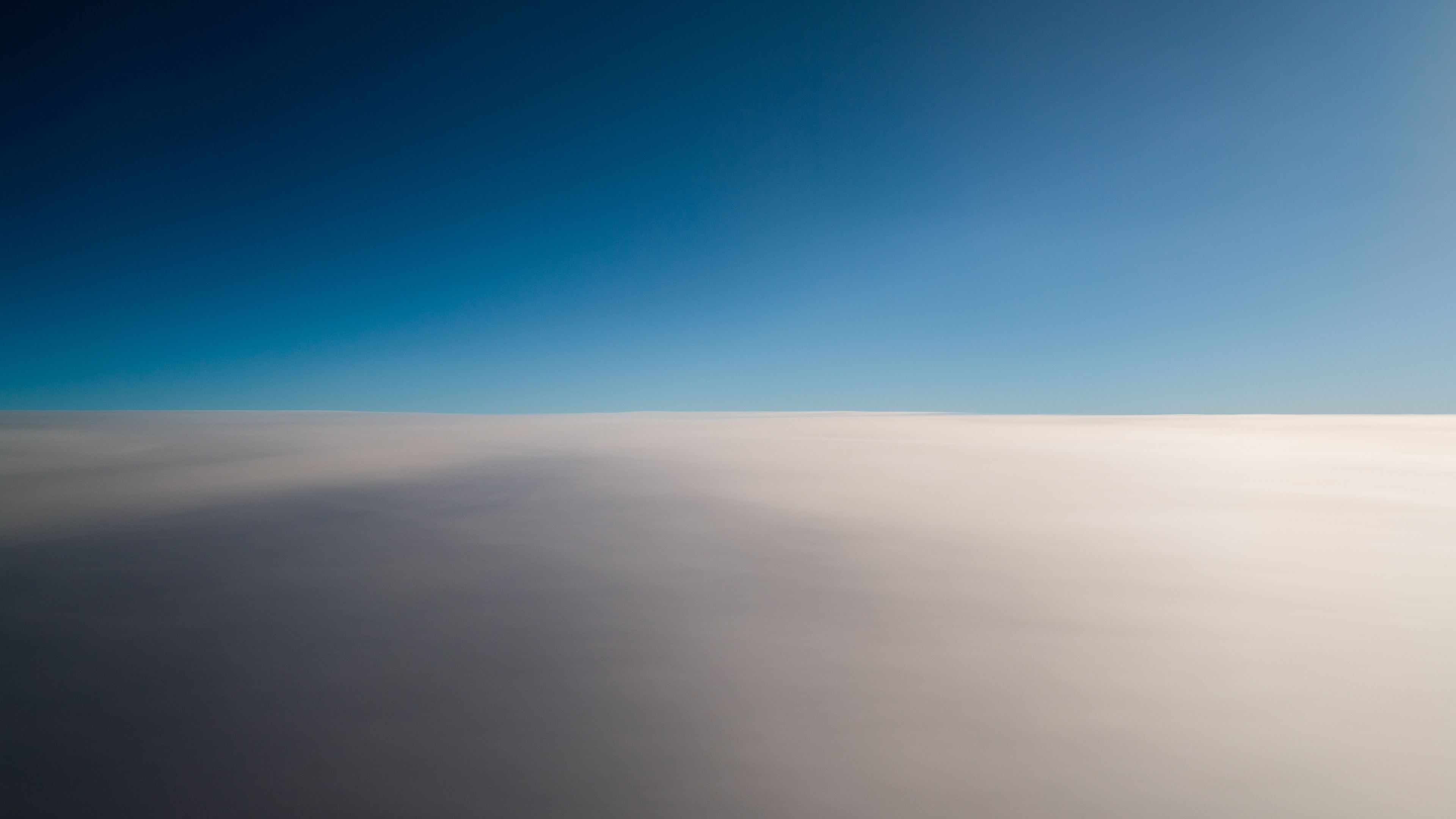 blue sky plane landscape 1551644220 - Blue Sky Plane Landscape - sky wallpapers, nature wallpapers, landscape wallpapers, hd-wallpapers, 4k-wallpapers