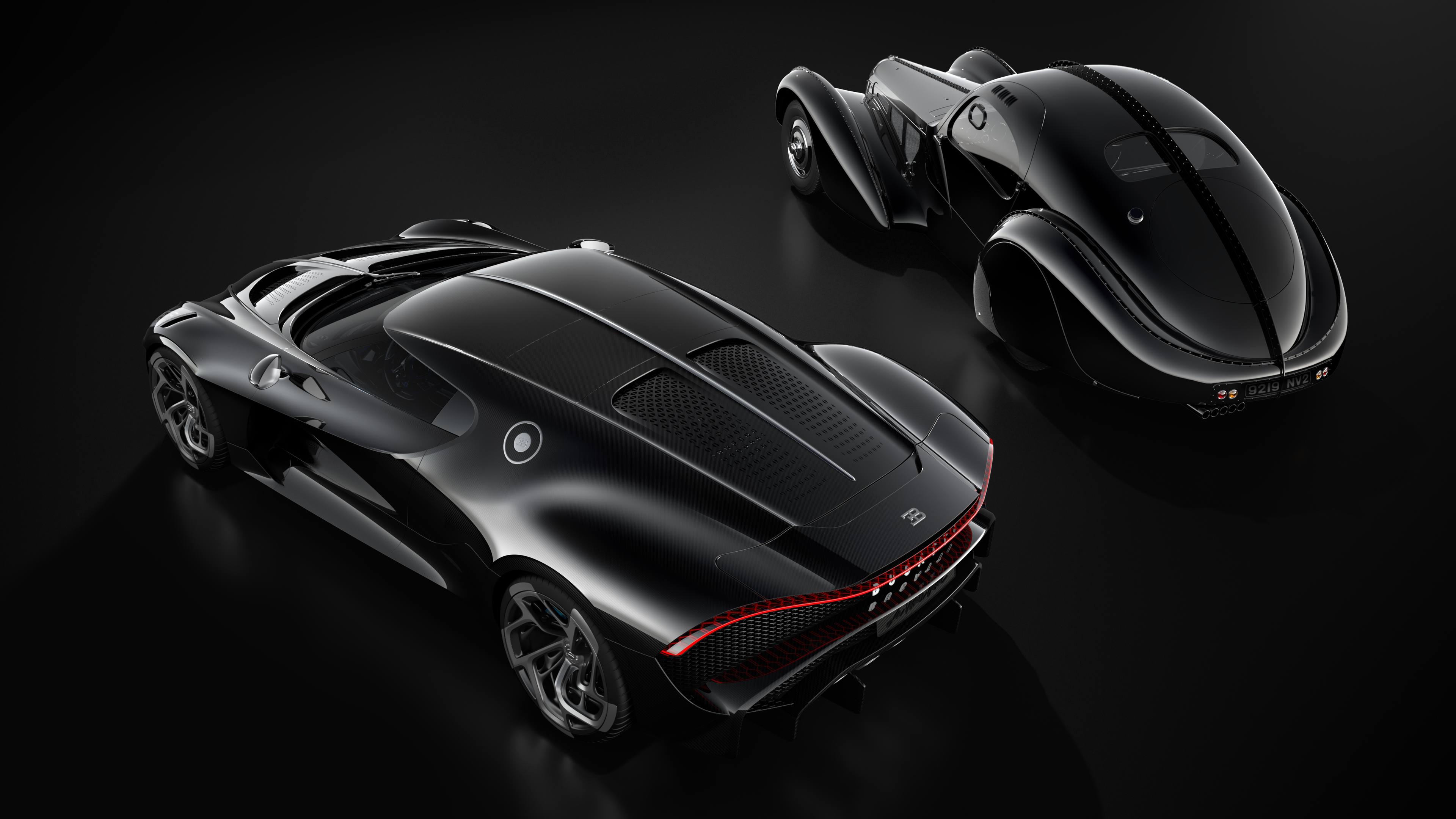 Wallpaper 4k Bugatti La Voiture Noire 2019 4k 2019 Cars