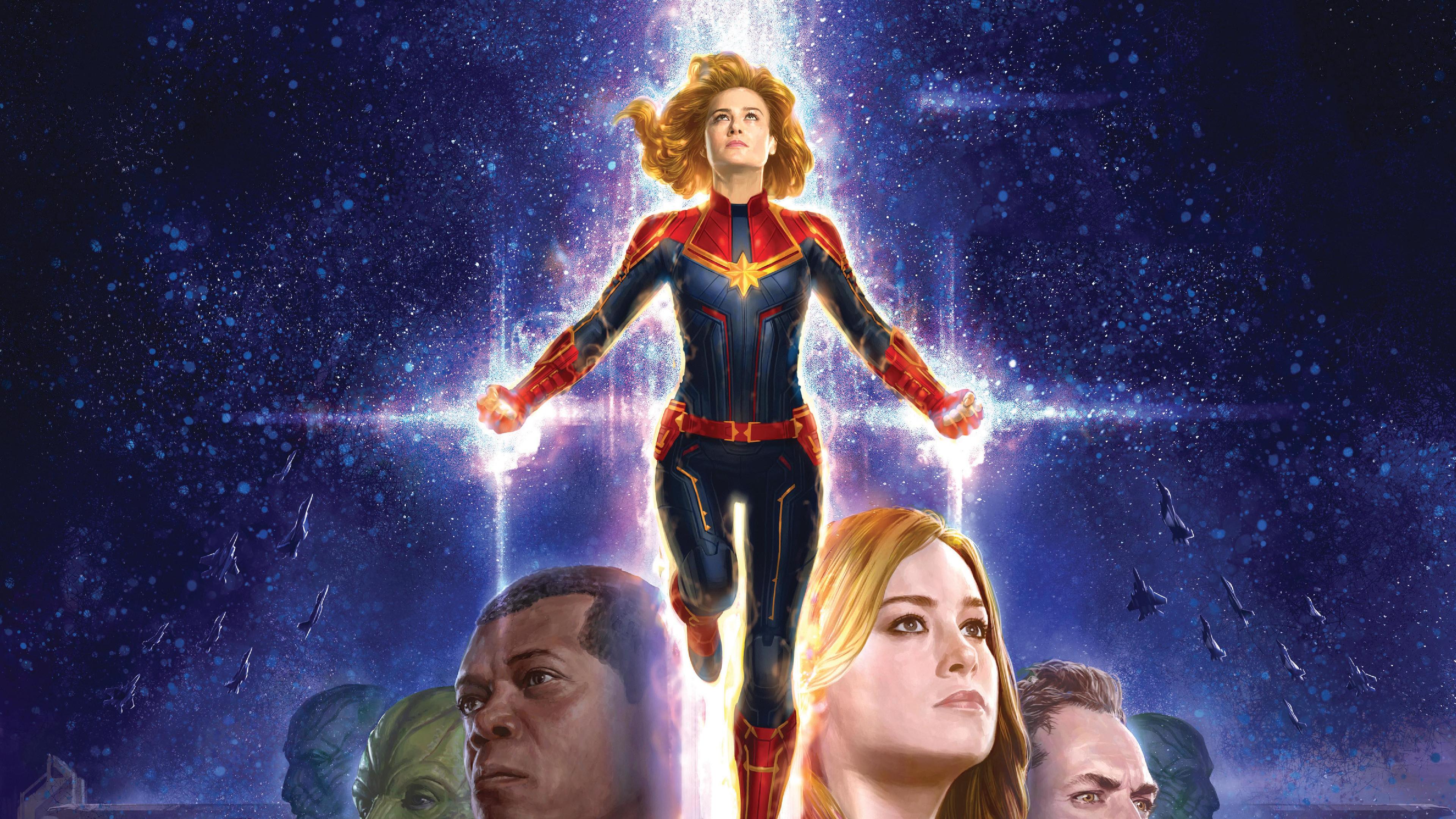 captain marvel 4k art 1553071921 - Captain Marvel 4k Art - superheroes wallpapers, hd-wallpapers, captain marvel wallpapers, artwork wallpapers, 5k wallpapers, 4k-wallpapers