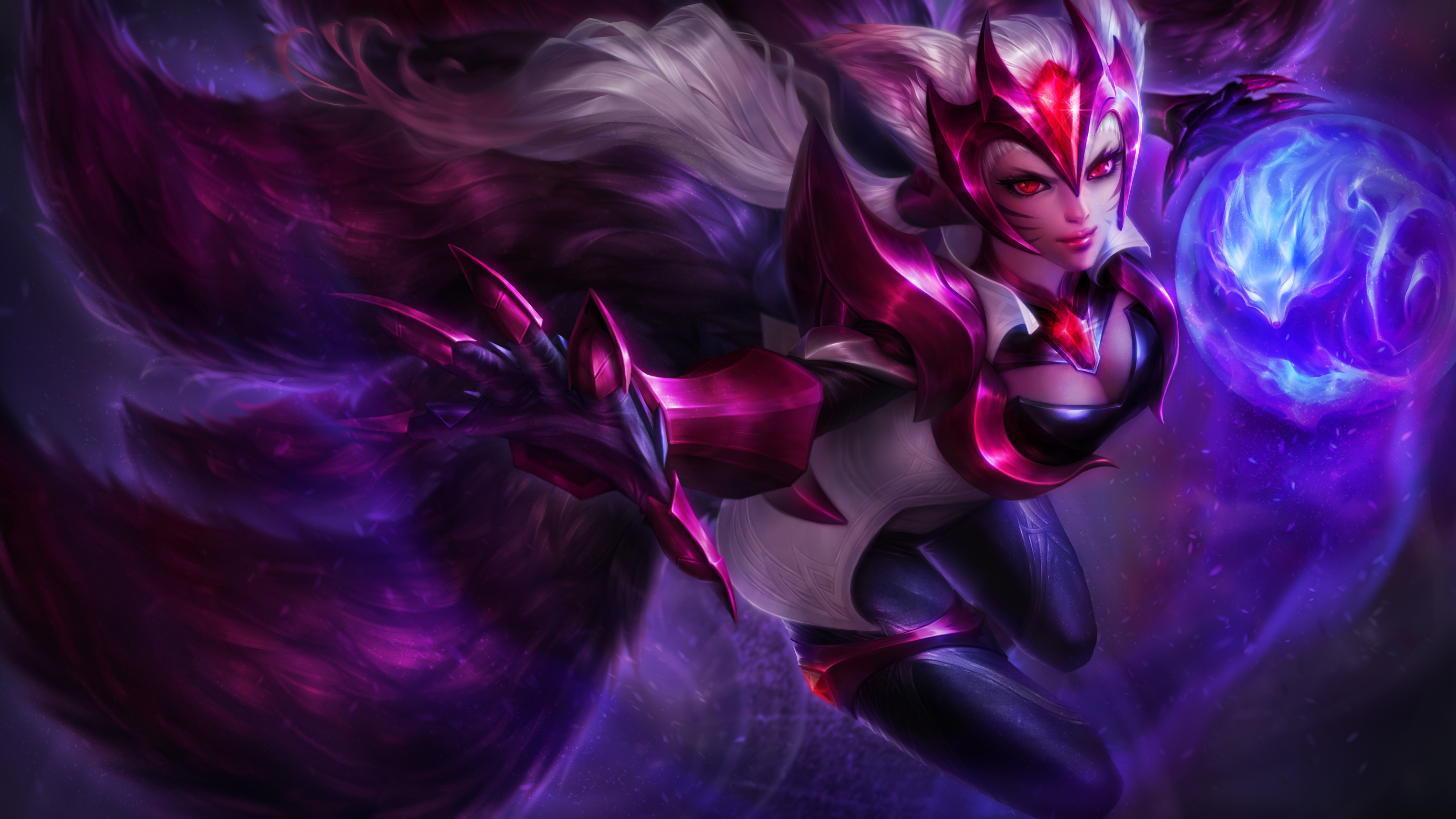 challenger ahri league of legeneds 4k 1553074685 - Challenger Ahri League Of Legeneds 4k - league of legends wallpapers, hd-wallpapers, games wallpapers, digital art wallpapers, artwork wallpapers, artist wallpapers, ahri wallpapers, 8k wallpapers, 5k wallpapers, 4k-wallpapers
