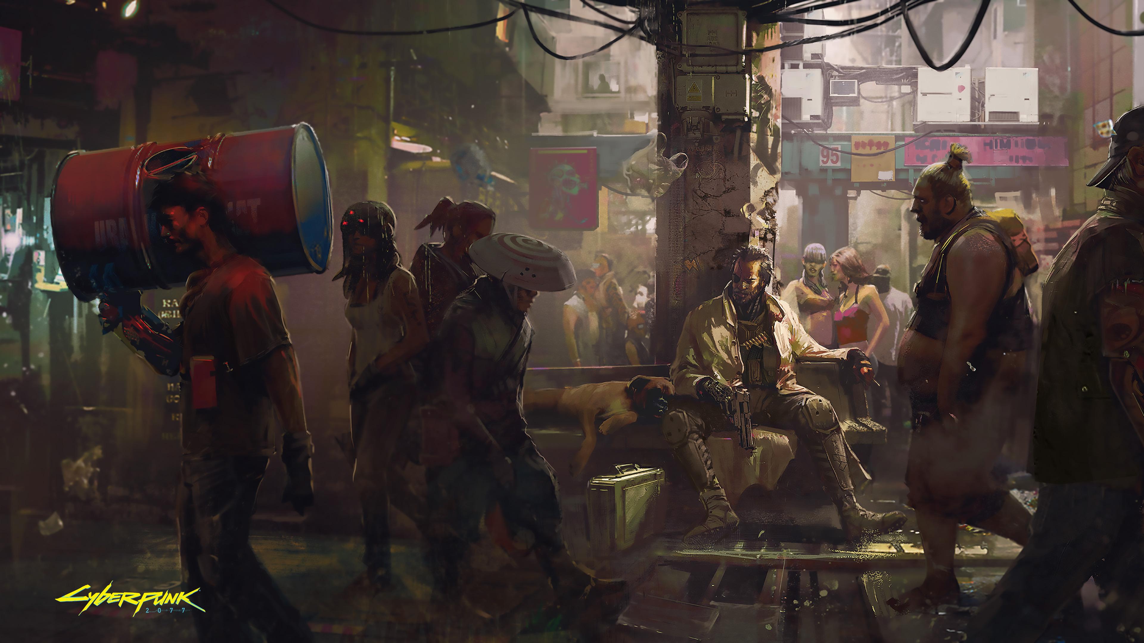 cyberpunk 2077 city 4k 1553074325 - Cyberpunk 2077 City 4k - xbox games wallpapers, scifi wallpapers, ps games wallpapers, pc games wallpapers, hd-wallpapers, games wallpapers, cyberpunk 2077 wallpapers, 4k-wallpapers