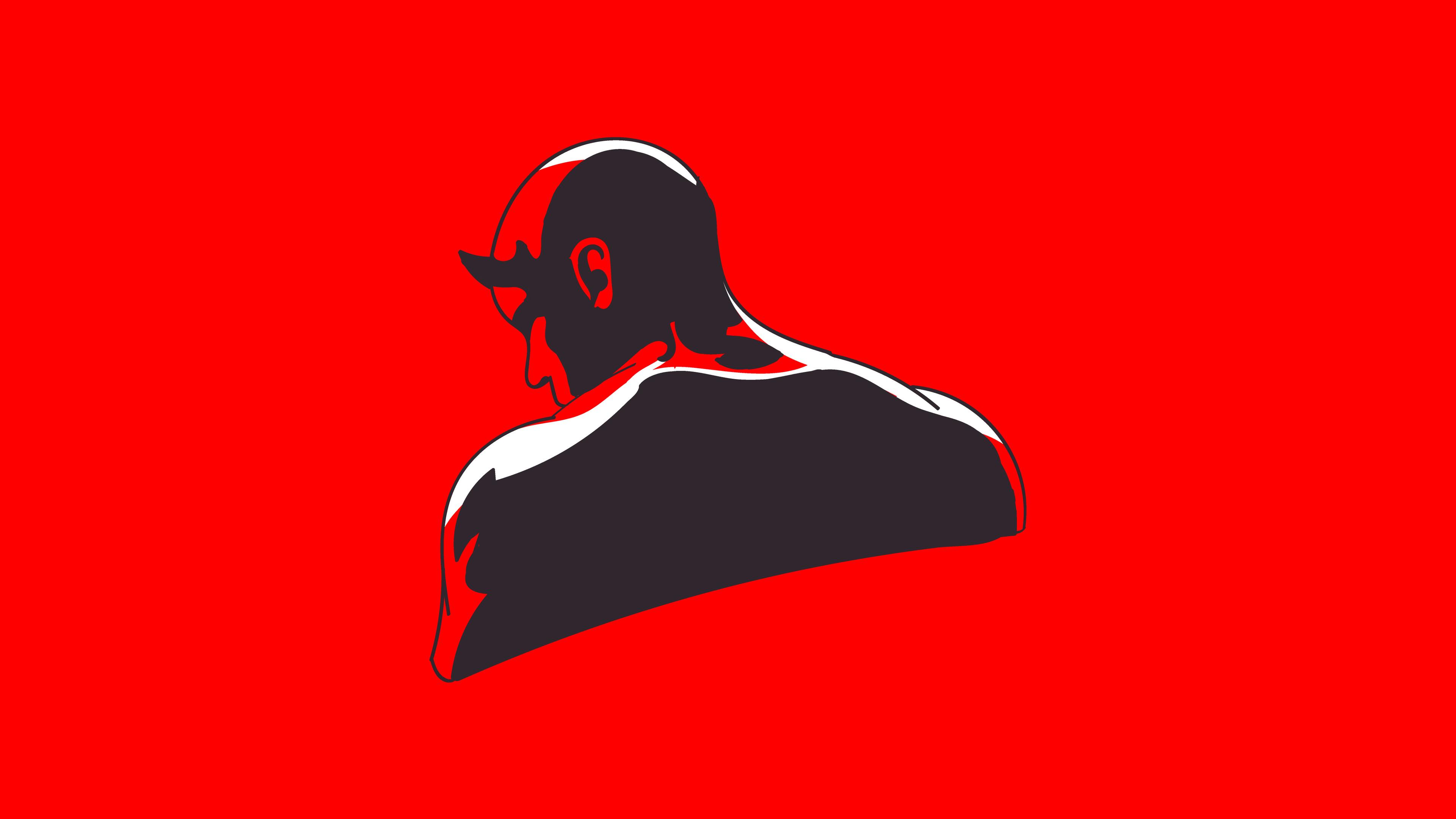 daredevil minimal 4k 1553072189 - Daredevil Minimal 4k - superheroes wallpapers, hd-wallpapers, daredevil wallpapers, artwork wallpapers, 4k-wallpapers