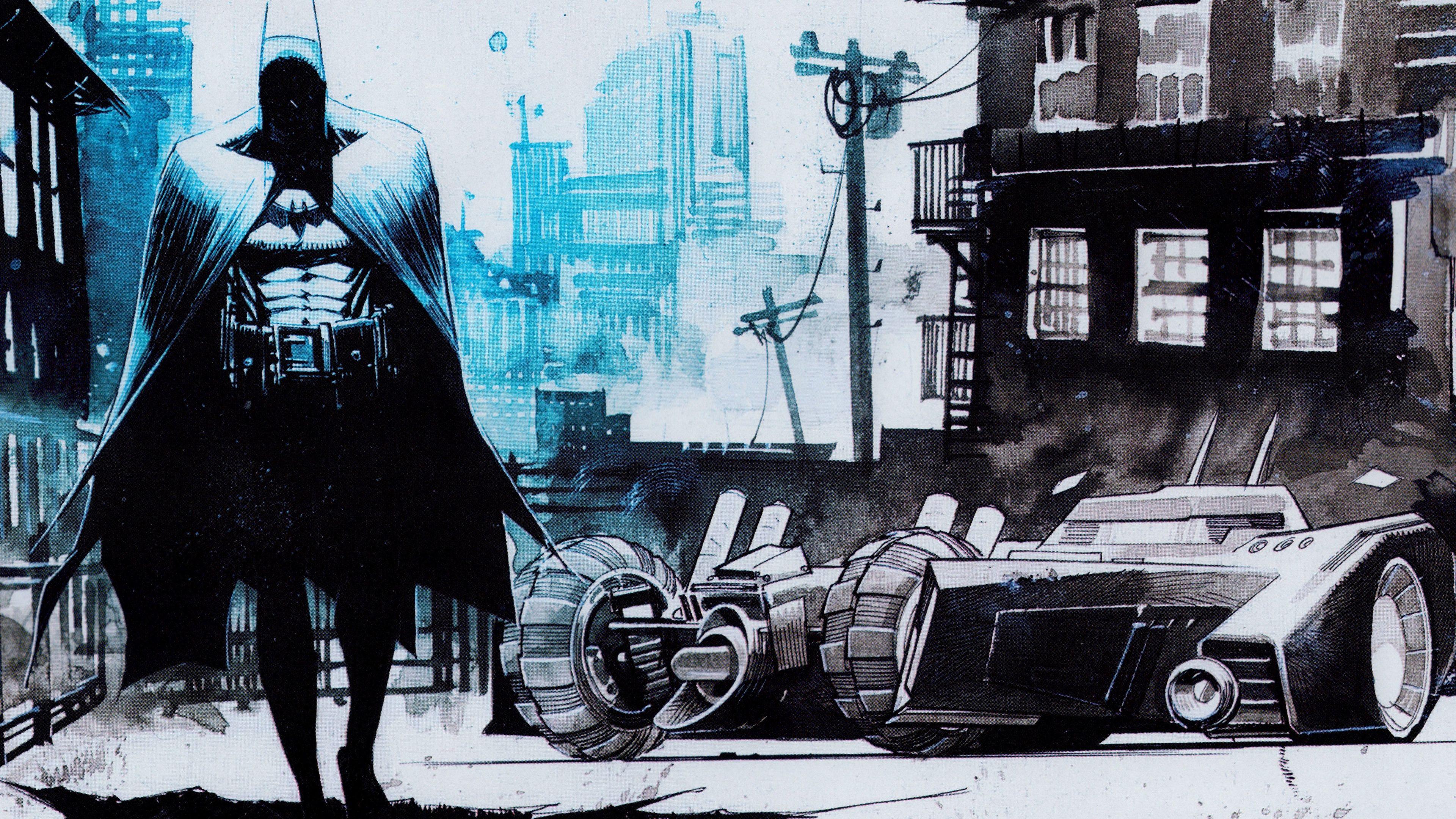 dark knight billionaire detective batman 4k 1553071685 - Dark Knight Billionaire Detective Batman 4k - superheroes wallpapers, hd-wallpapers, digital art wallpapers, batman wallpapers, artwork wallpapers, 5k wallpapers, 4k-wallpapers