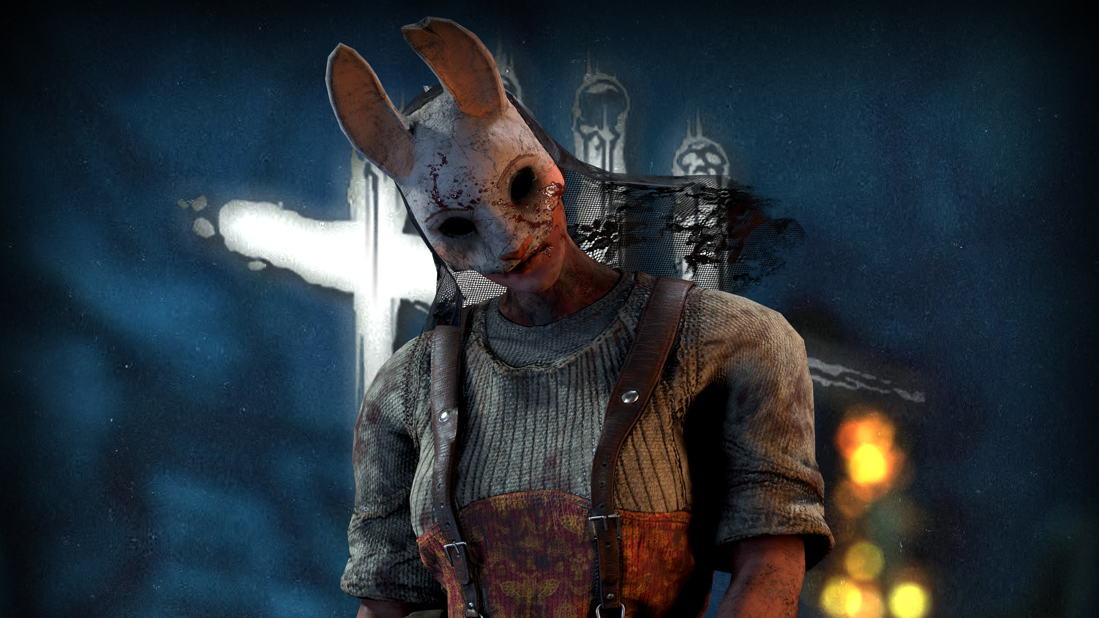 dead by daylight huntress 4k 1553074675 - Dead By Daylight Huntress 4k - hd-wallpapers, games wallpapers, dead by daylight wallpapers, 4k-wallpapers, 2019 games wallpapers