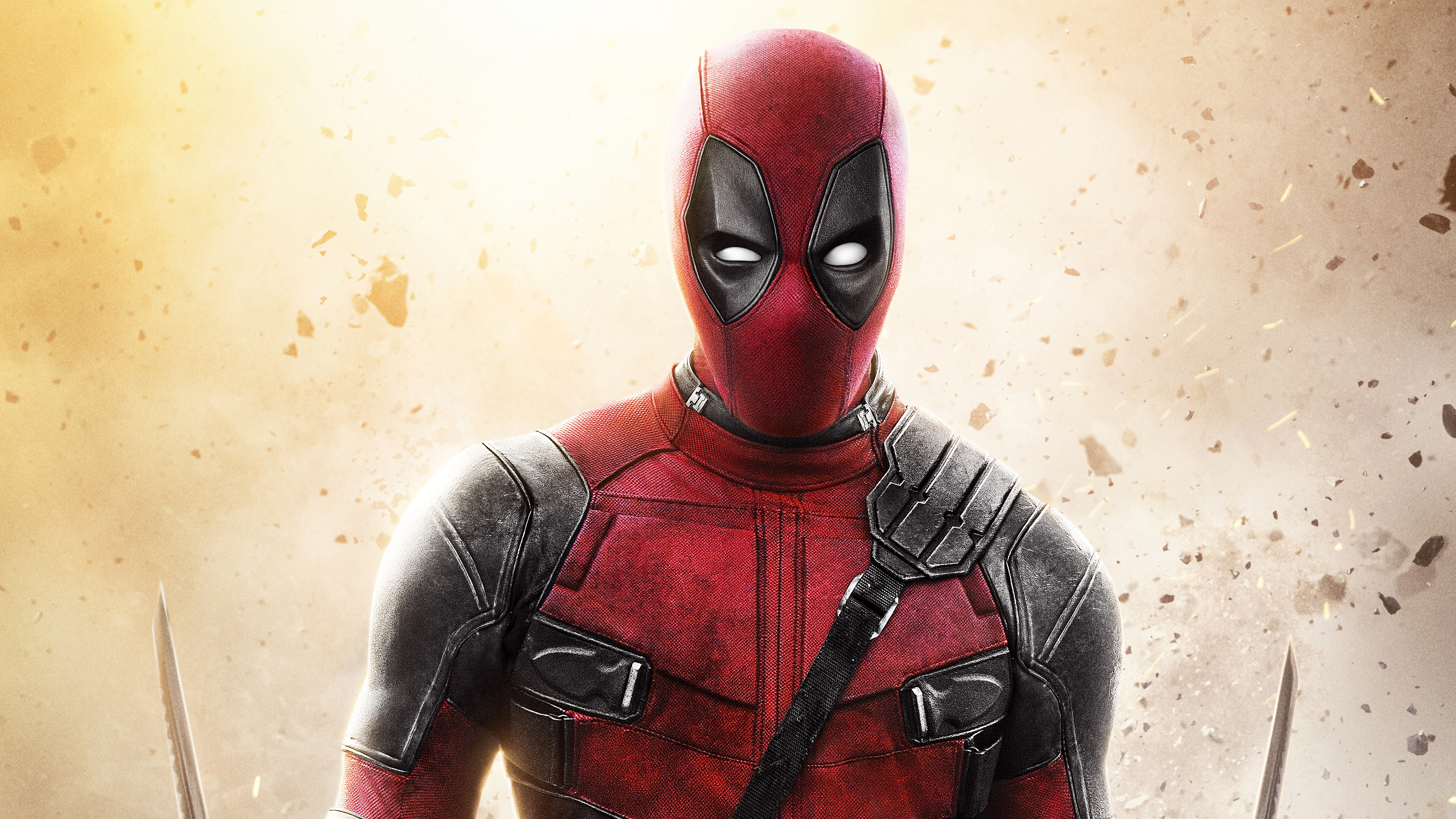 Deadpool 2 New Poster 4k 4k-wallpapers