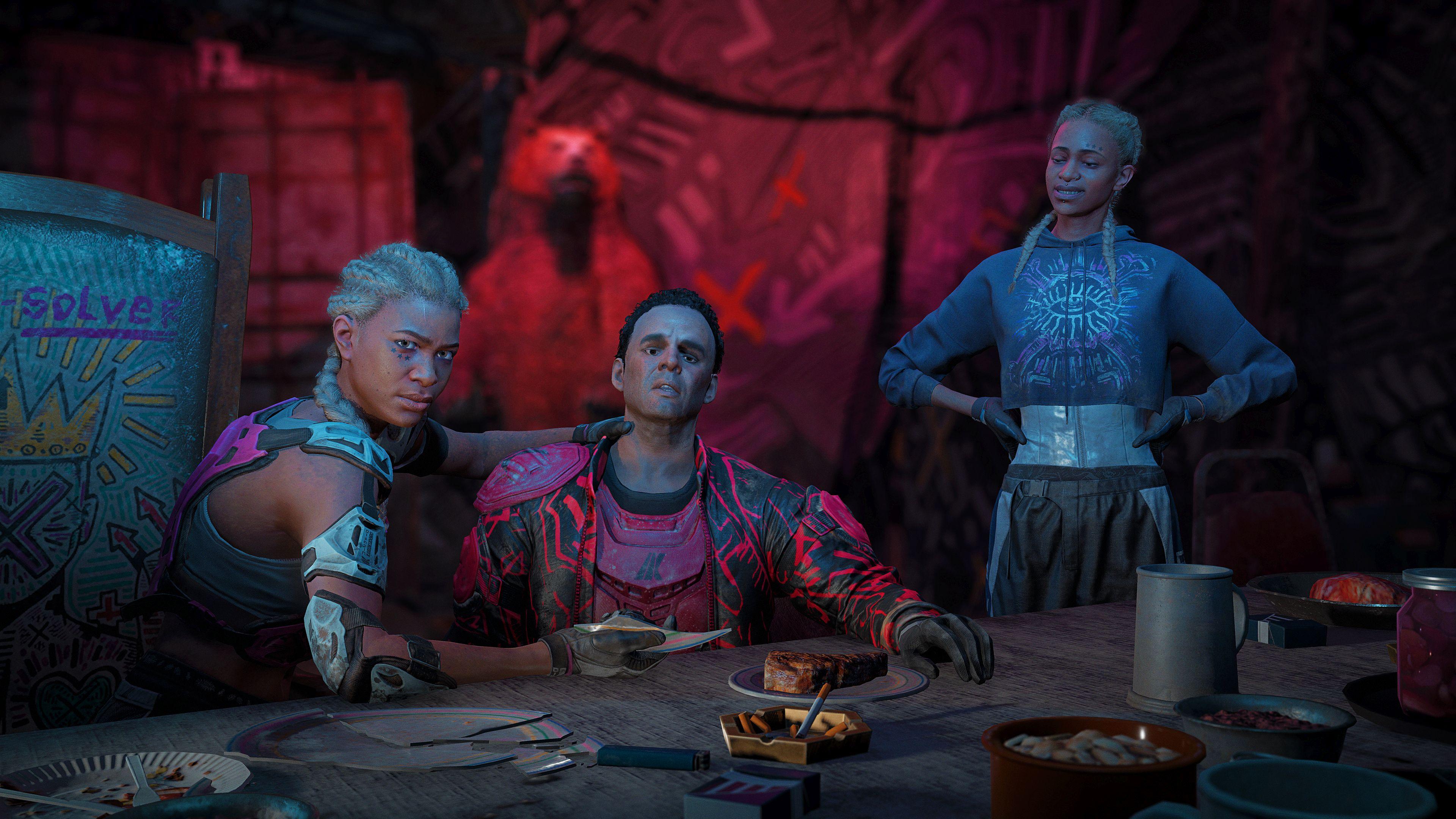 Wallpaper 4k Far Cry New Dawn 4k Game 2019 Games Wallpapers 4k