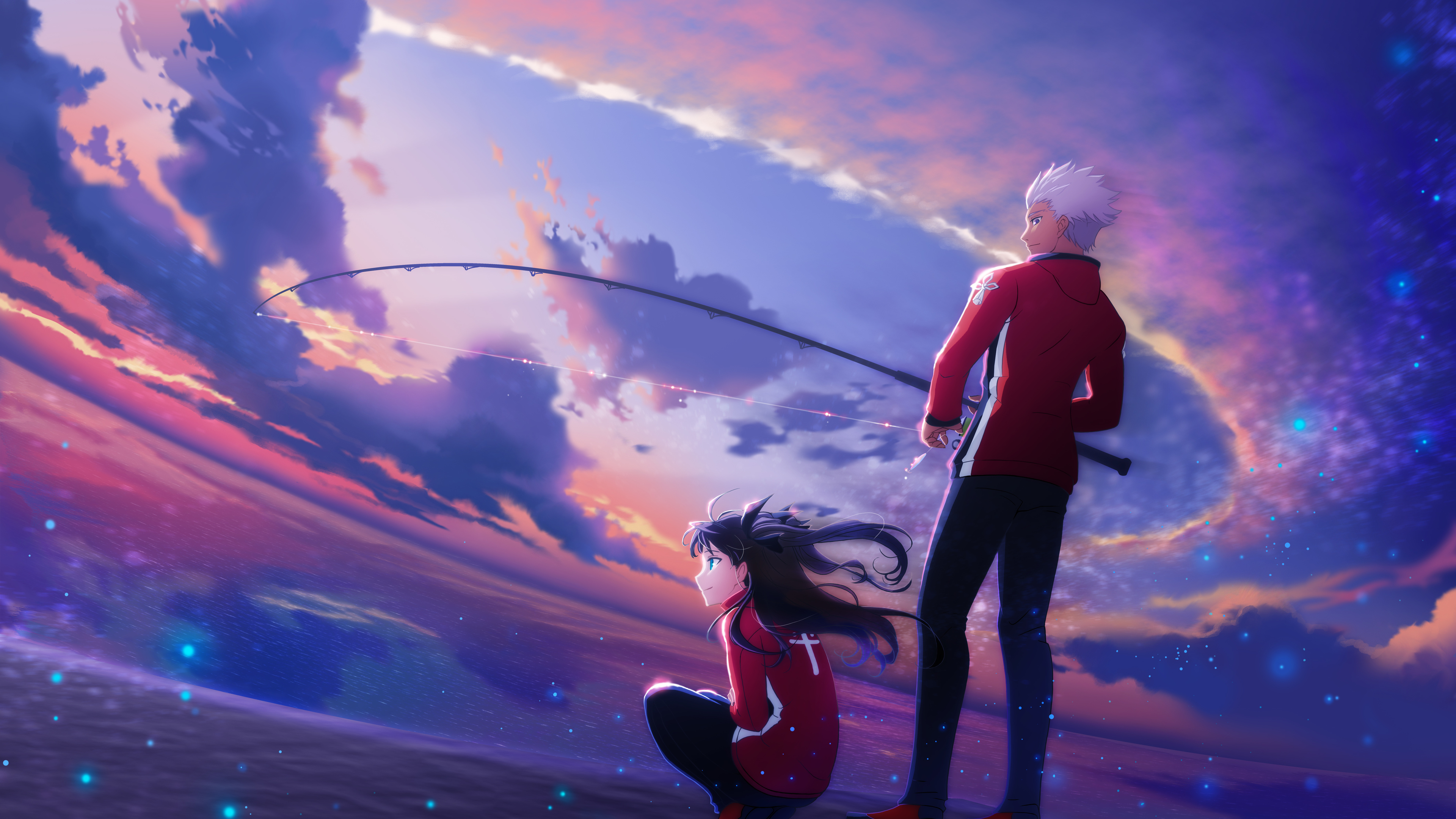 Fate Series Archer 4k pixiv wallpapers, hd-wallpapers ...