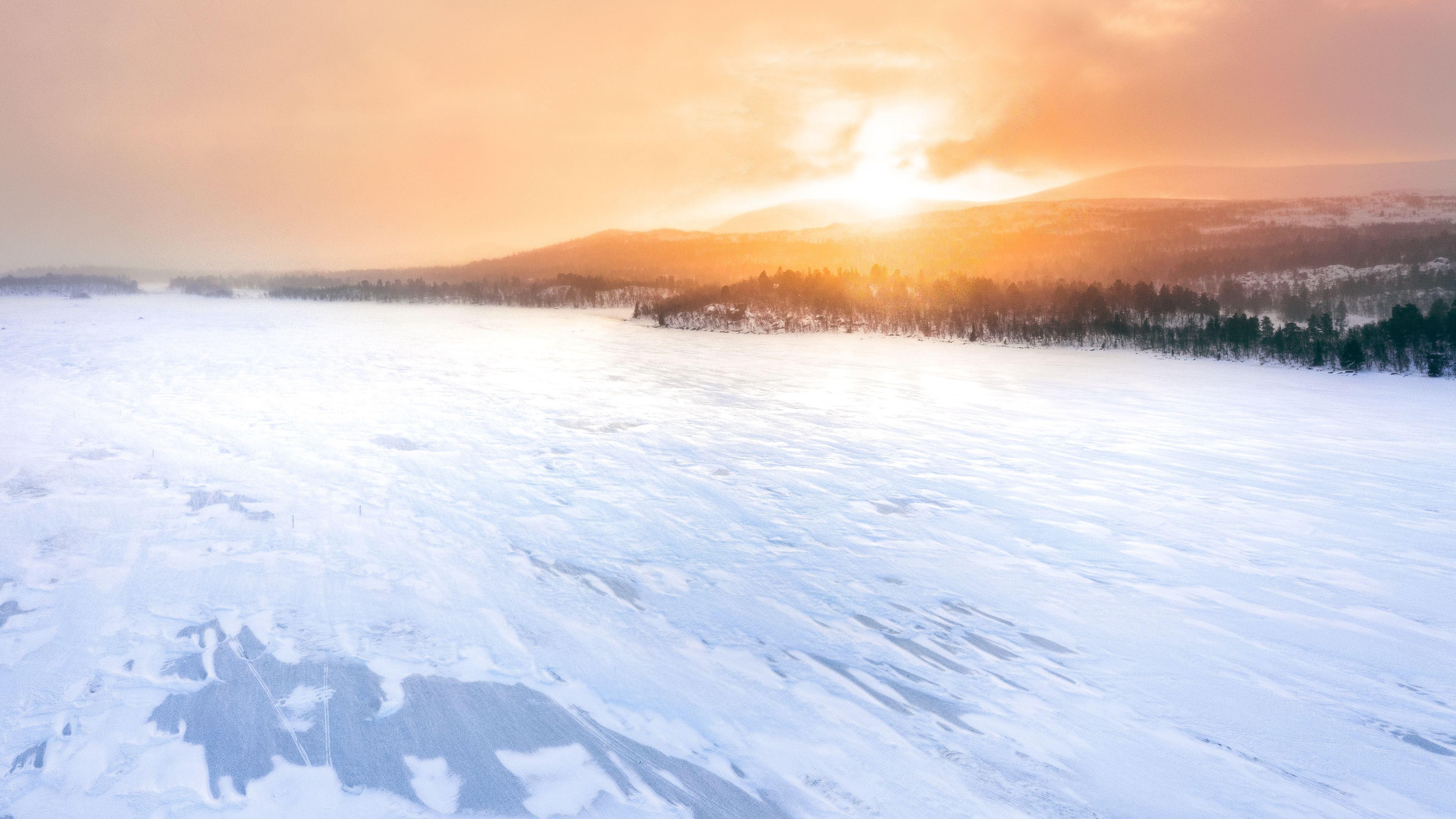 frozen lake 1551644512 - Frozen Lake - nature wallpapers, lake wallpapers, hd-wallpapers, frozen wallpapers, 4k-wallpapers