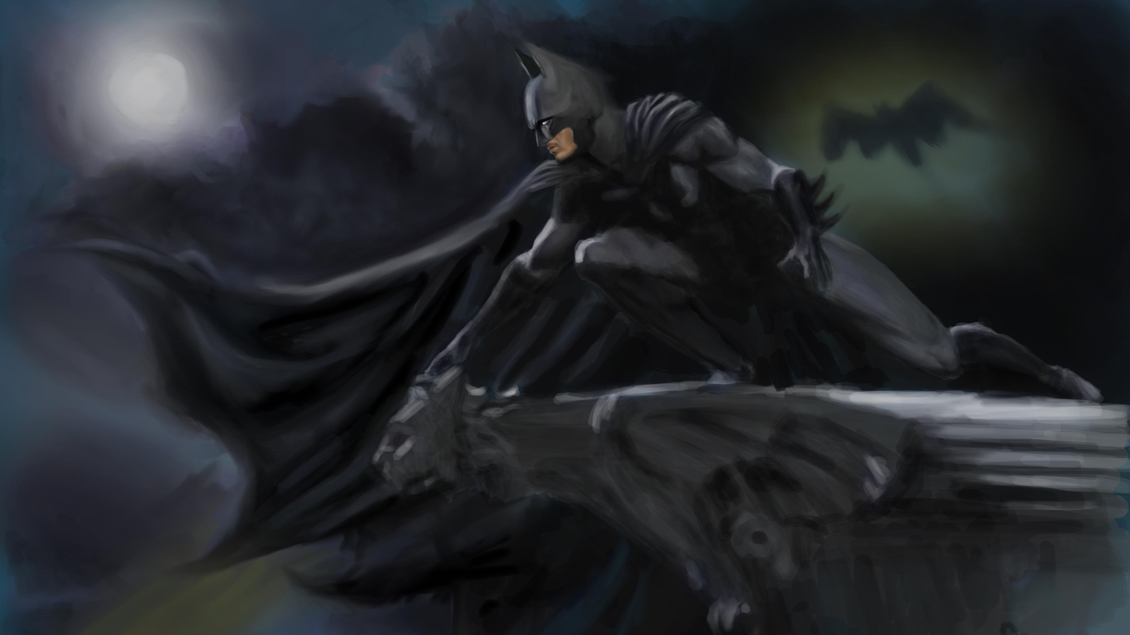 guardian of gotham 4k 1553071381 - Guardian Of Gotham 4k - superheroes wallpapers, hd-wallpapers, digital art wallpapers, deviantart wallpapers, batman wallpapers, artwork wallpapers, 8k wallpapers, 5k wallpapers, 4k-wallpapers