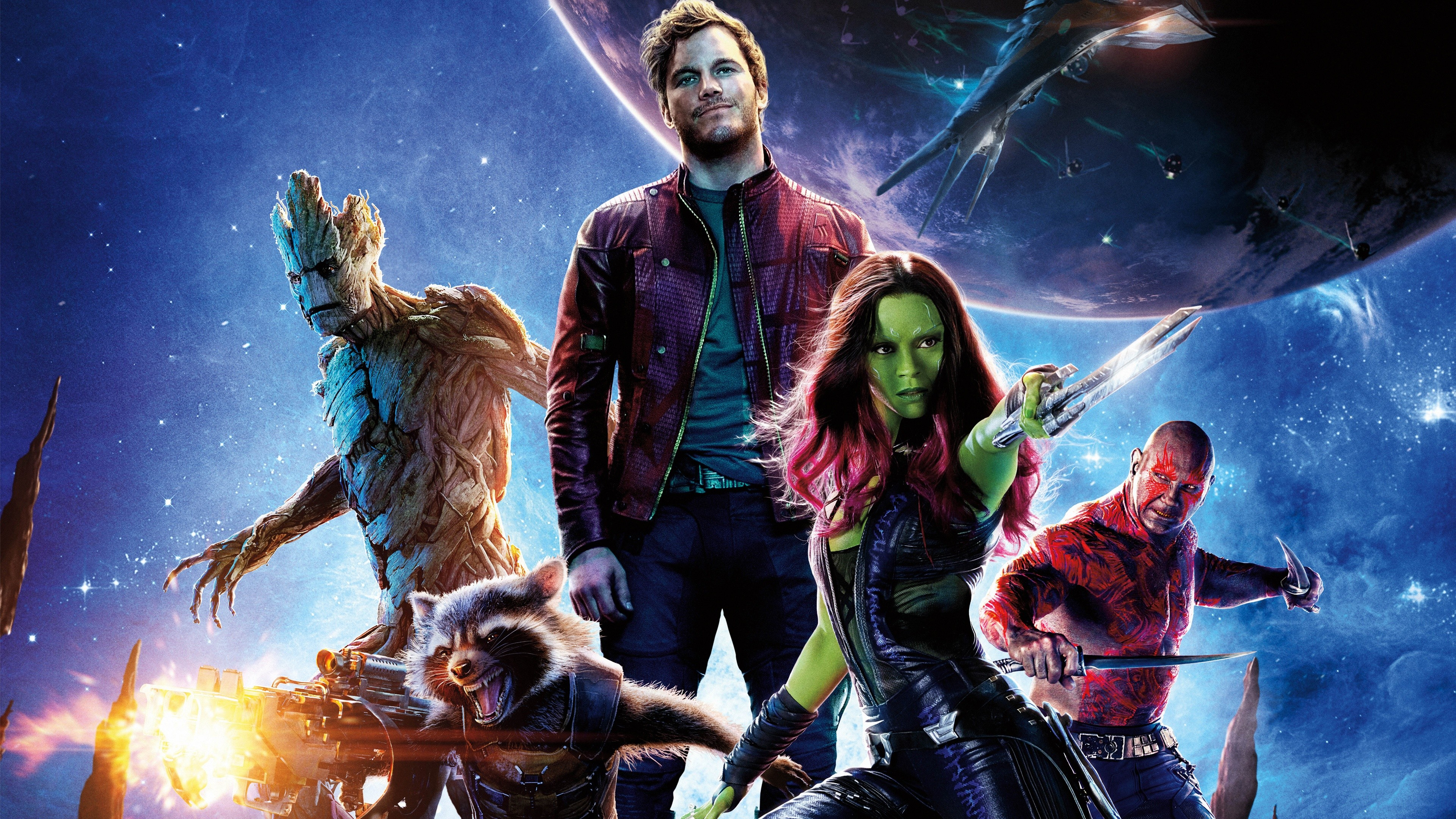 guardians of the galaxy movie poster 4k 1553074266 - Guardians Of The Galaxy Movie Poster 4k - star lord wallpapers, rocket raccoon wallpapers, movies wallpapers, hd-wallpapers, guardians of the galaxy wallpapers, groot wallpapers, gamora wallpapers, drax the destroyer wallpapers, 4k-wallpapers