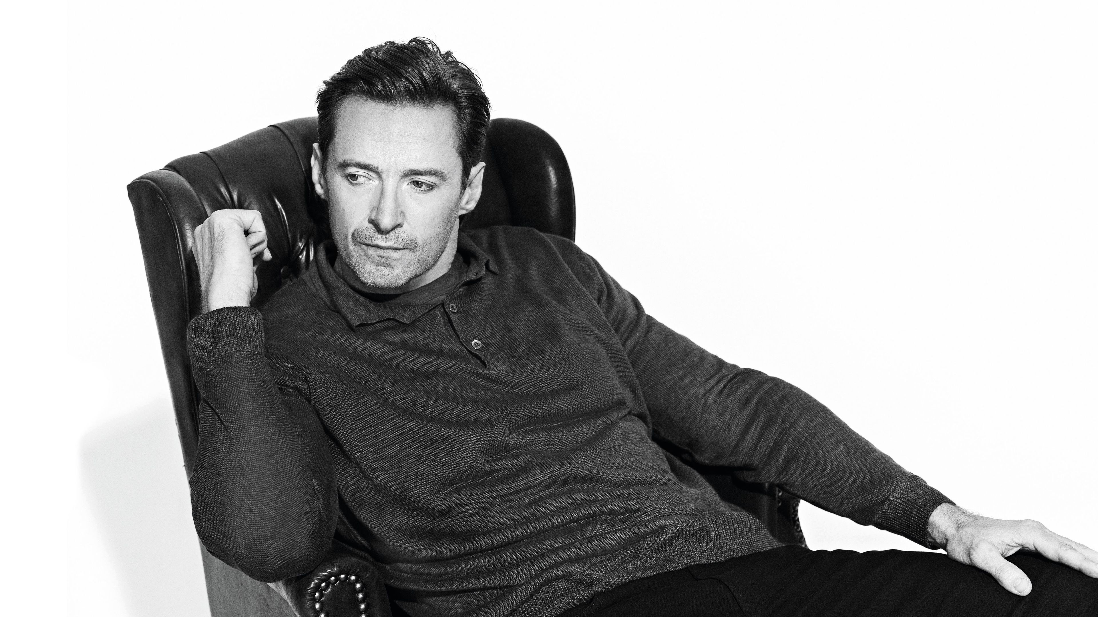 hugh jackman 2019 4k 1553073394 - Hugh Jackman 2019 4k - monochrome wallpapers, hugh jackman wallpapers, hd-wallpapers, 4k-wallpapers