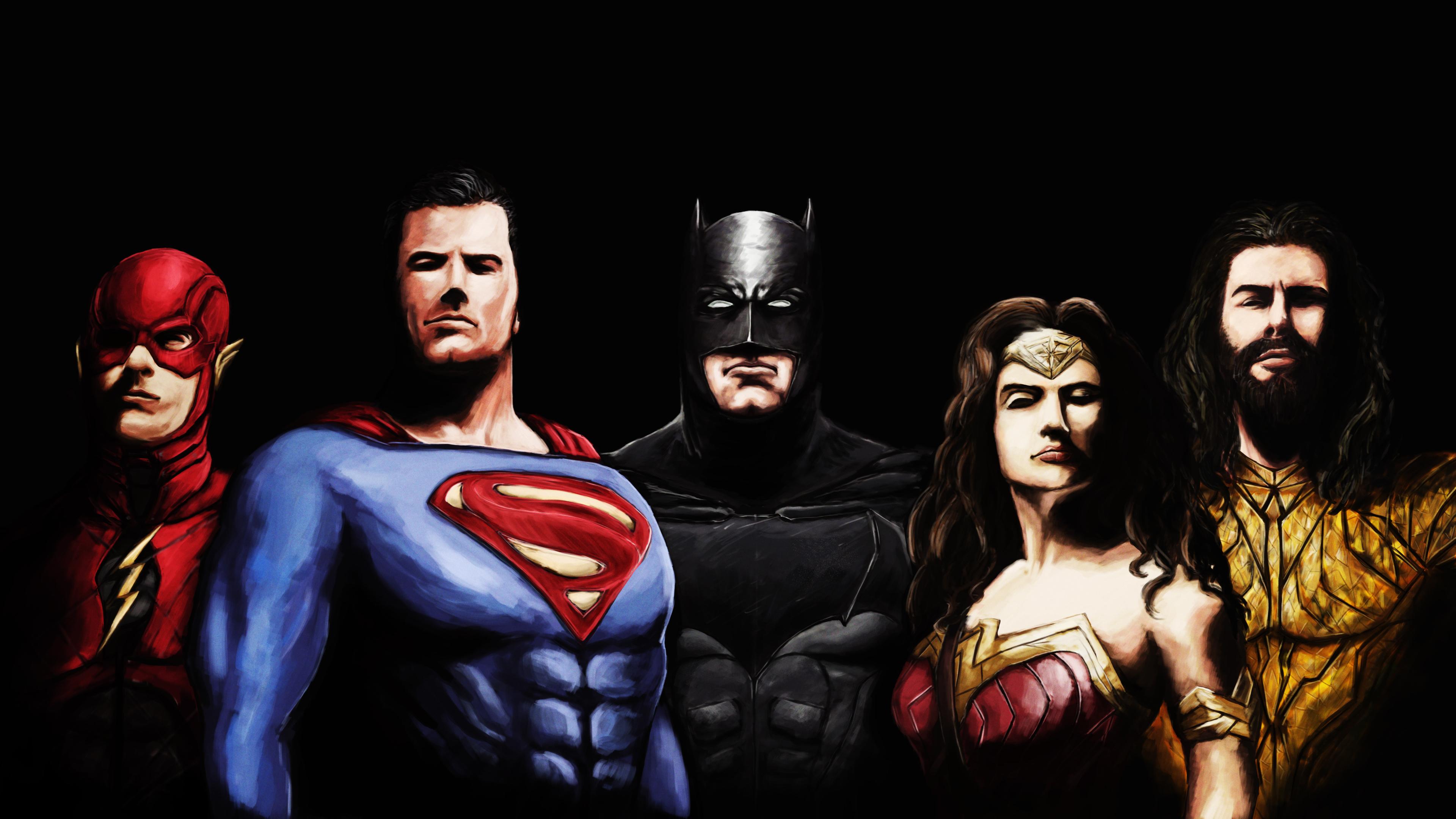 justice league art 4k 1553071393 - Justice League Art 4k - superheroes wallpapers, justice league wallpapers, hd-wallpapers, digital art wallpapers, deviantart wallpapers, artwork wallpapers, 4k-wallpapers