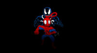 little spider man and venom 4k 1553071129 200x110 - Little Spider Man And Venom 4k - Venom wallpapers, superheroes wallpapers, spiderman wallpapers, hd-wallpapers, behance wallpapers, artwork wallpapers, artist wallpapers, 4k-wallpapers