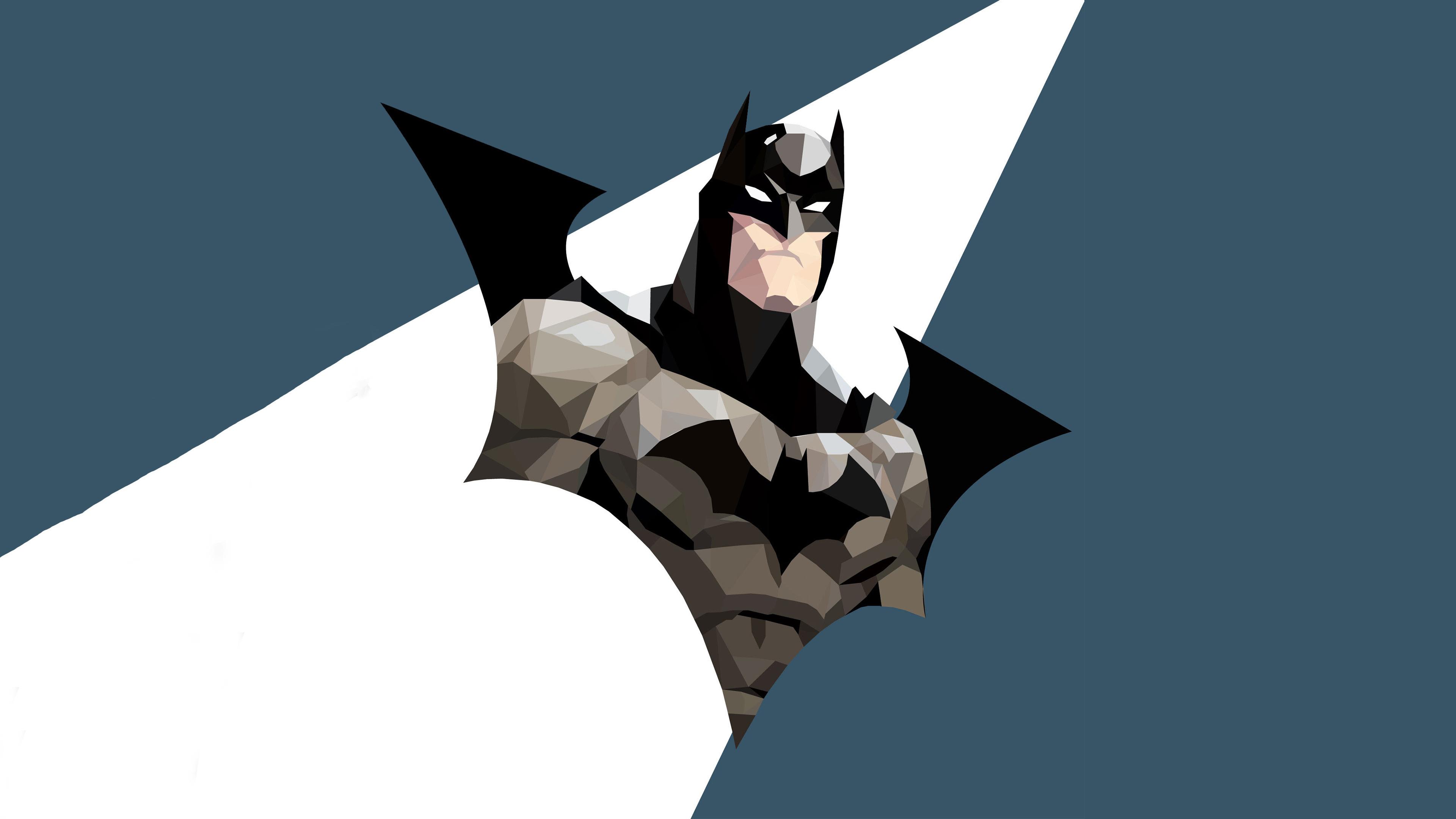 low poly art batman 4k 1553071269 - Low Poly Art Batman 4k - superheroes wallpapers, hd-wallpapers, behance wallpapers, batman wallpapers, artwork wallpapers, artist wallpapers, 4k-wallpapers