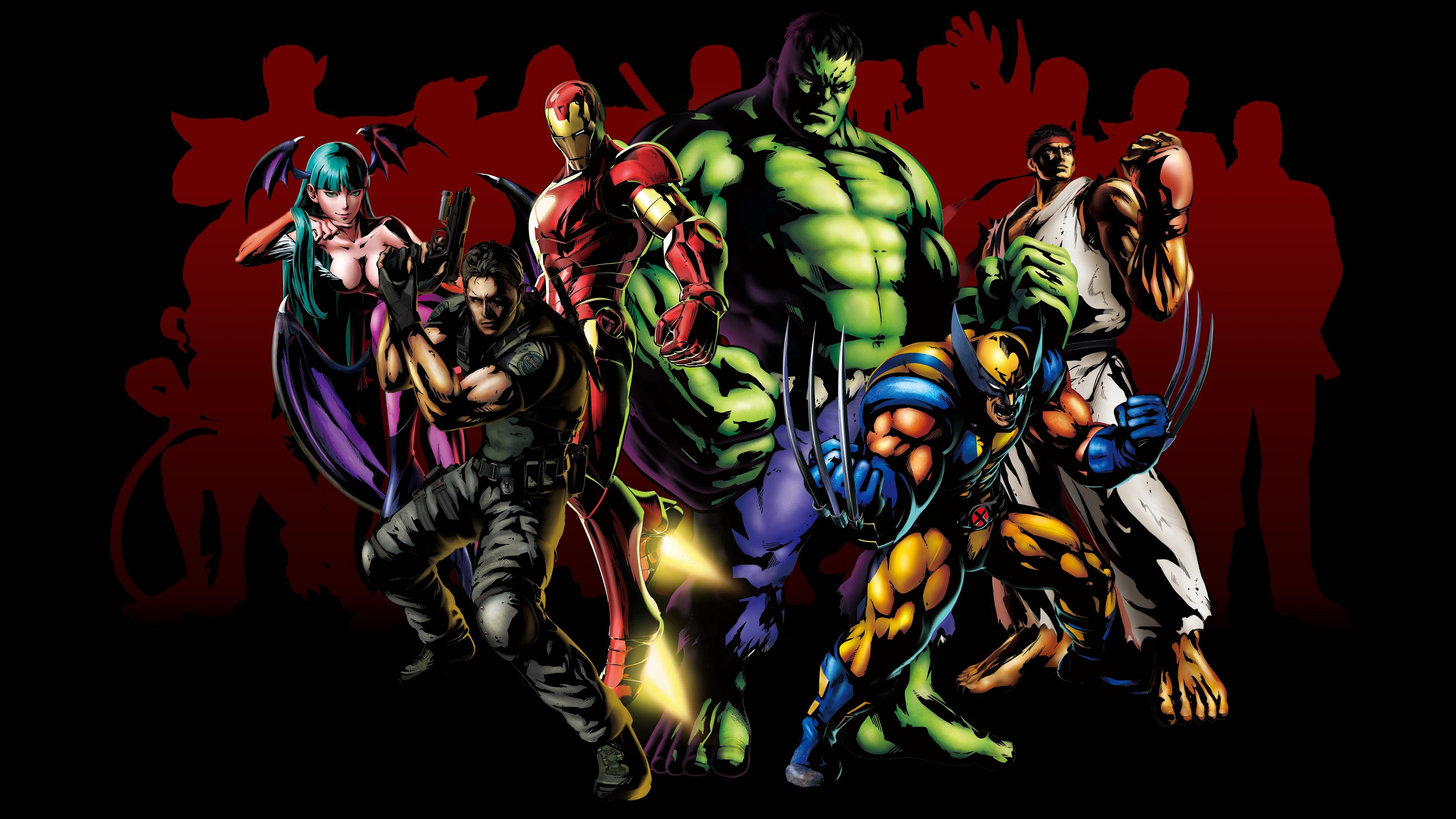 marvel vs capcom 3 fate of two worlds 4k 1553074657 - Marvel Vs Capcom 3 Fate Of Two Worlds 4k - marvel wallpapers, hd-wallpapers, games wallpapers, 8k wallpapers, 5k wallpapers, 4k-wallpapers, 10k wallpapers